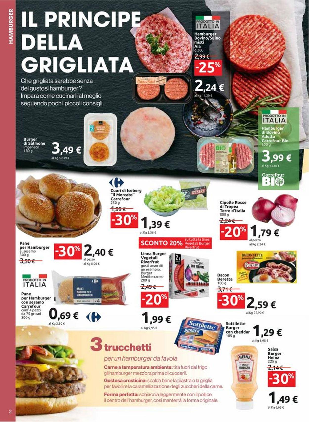 Volantino Carrefour - Offerte 29/07-26/08/2021 (Pagina 2)