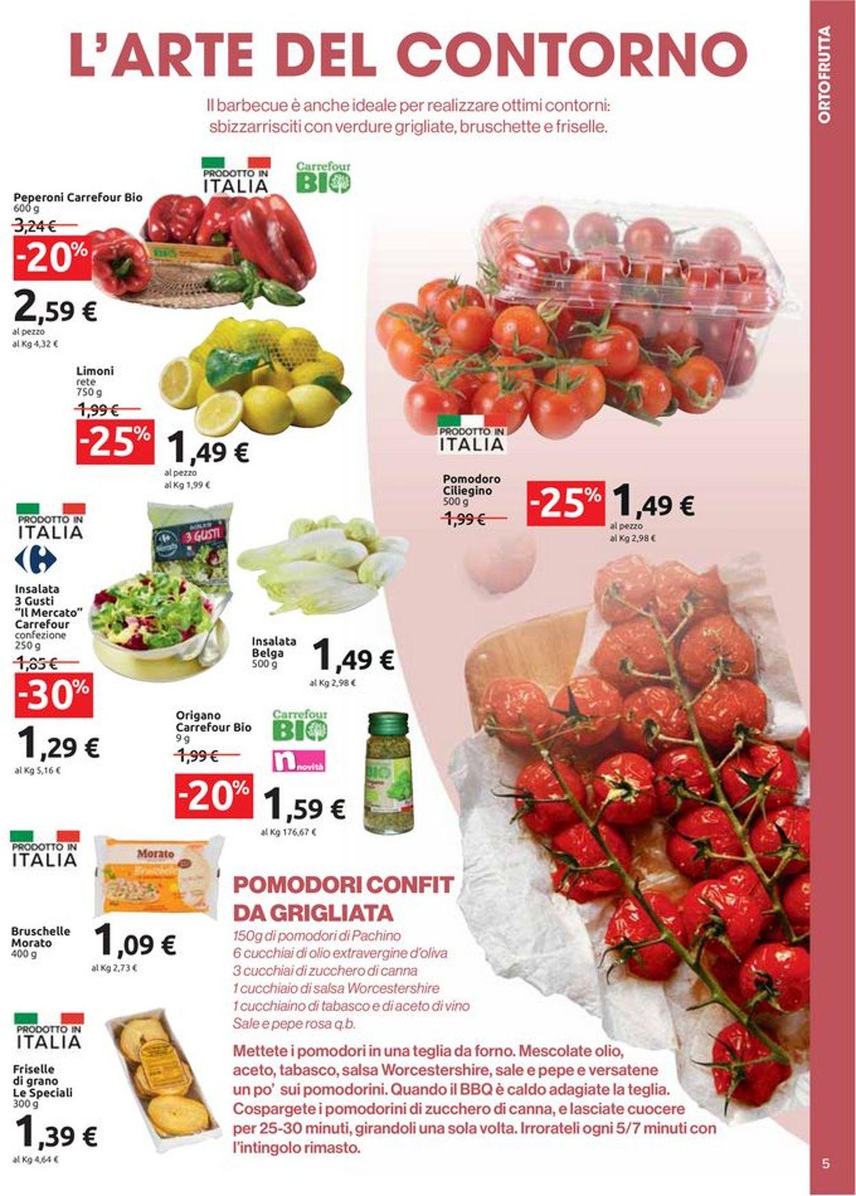 Volantino Carrefour - Offerte 29/07-26/08/2021 (Pagina 5)