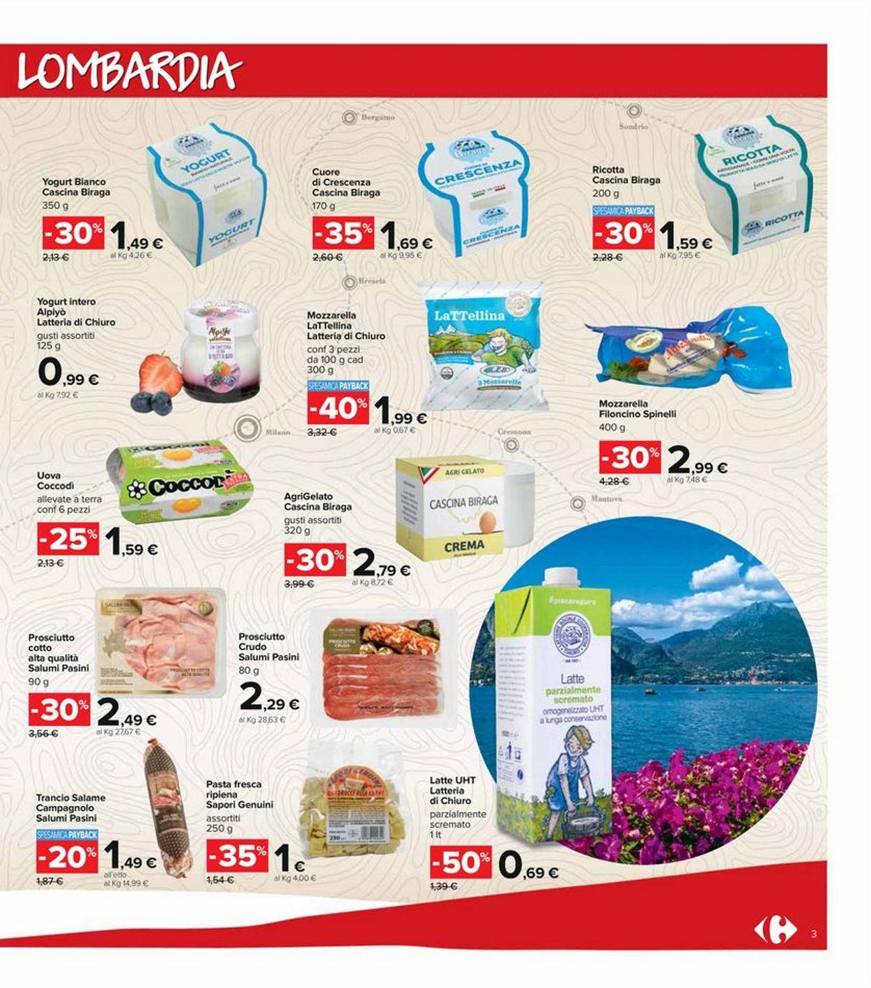 Volantino Carrefour - Offerte 29/07-11/08/2021 (Pagina 3)