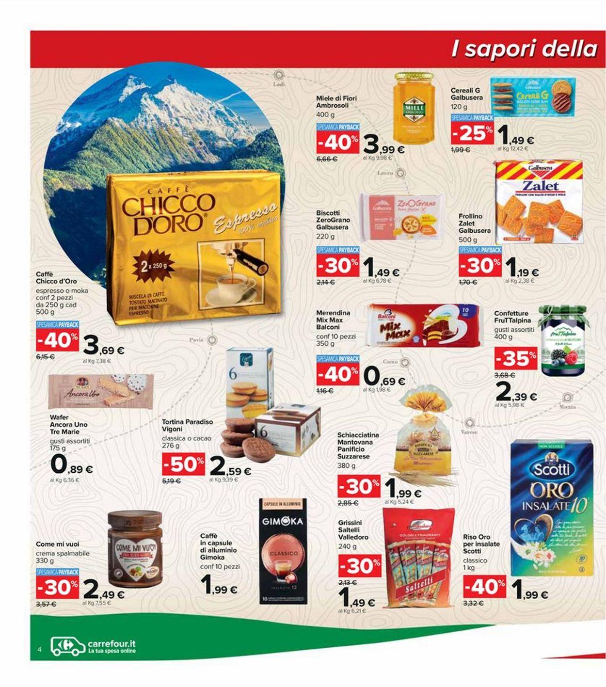 Volantino Carrefour - Offerte 29/07-11/08/2021 (Pagina 4)