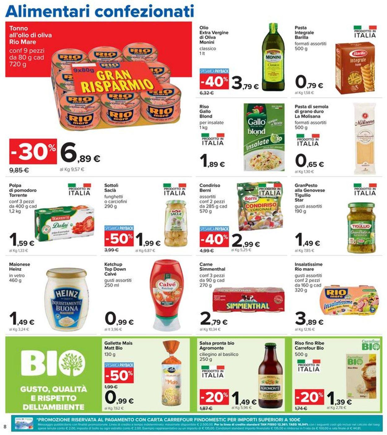 Volantino Carrefour - Offerte 29/07-11/08/2021 (Pagina 8)