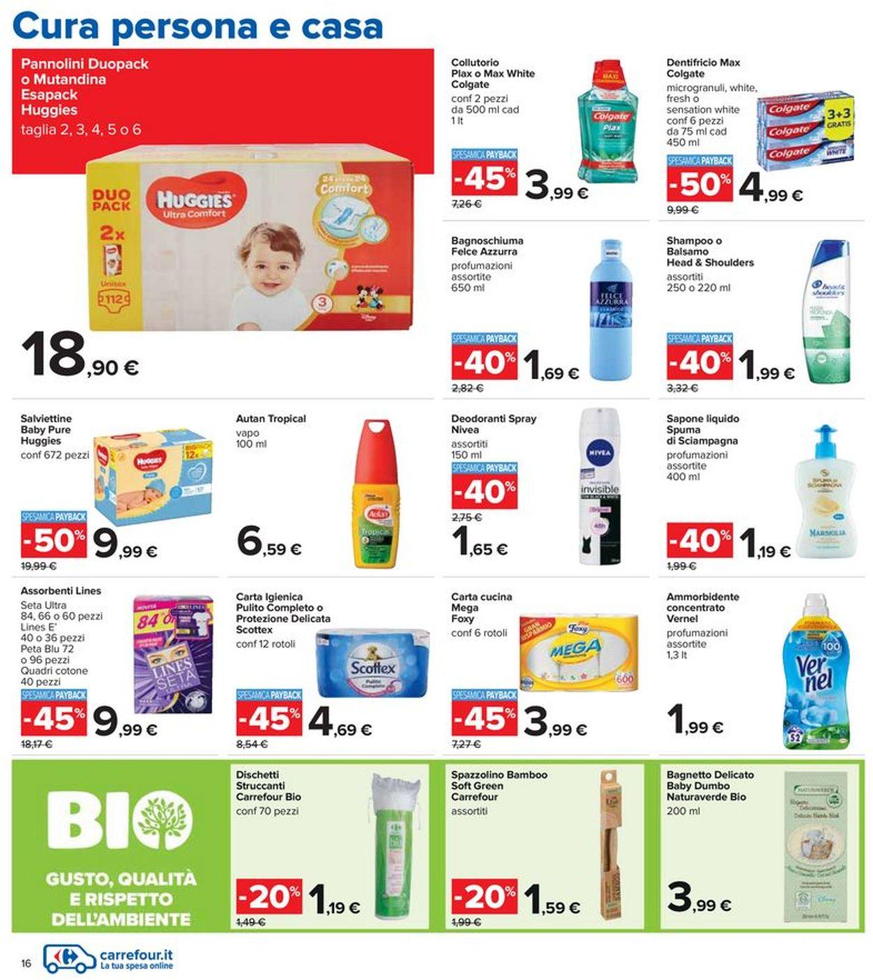 Volantino Carrefour - Offerte 29/07-11/08/2021 (Pagina 16)