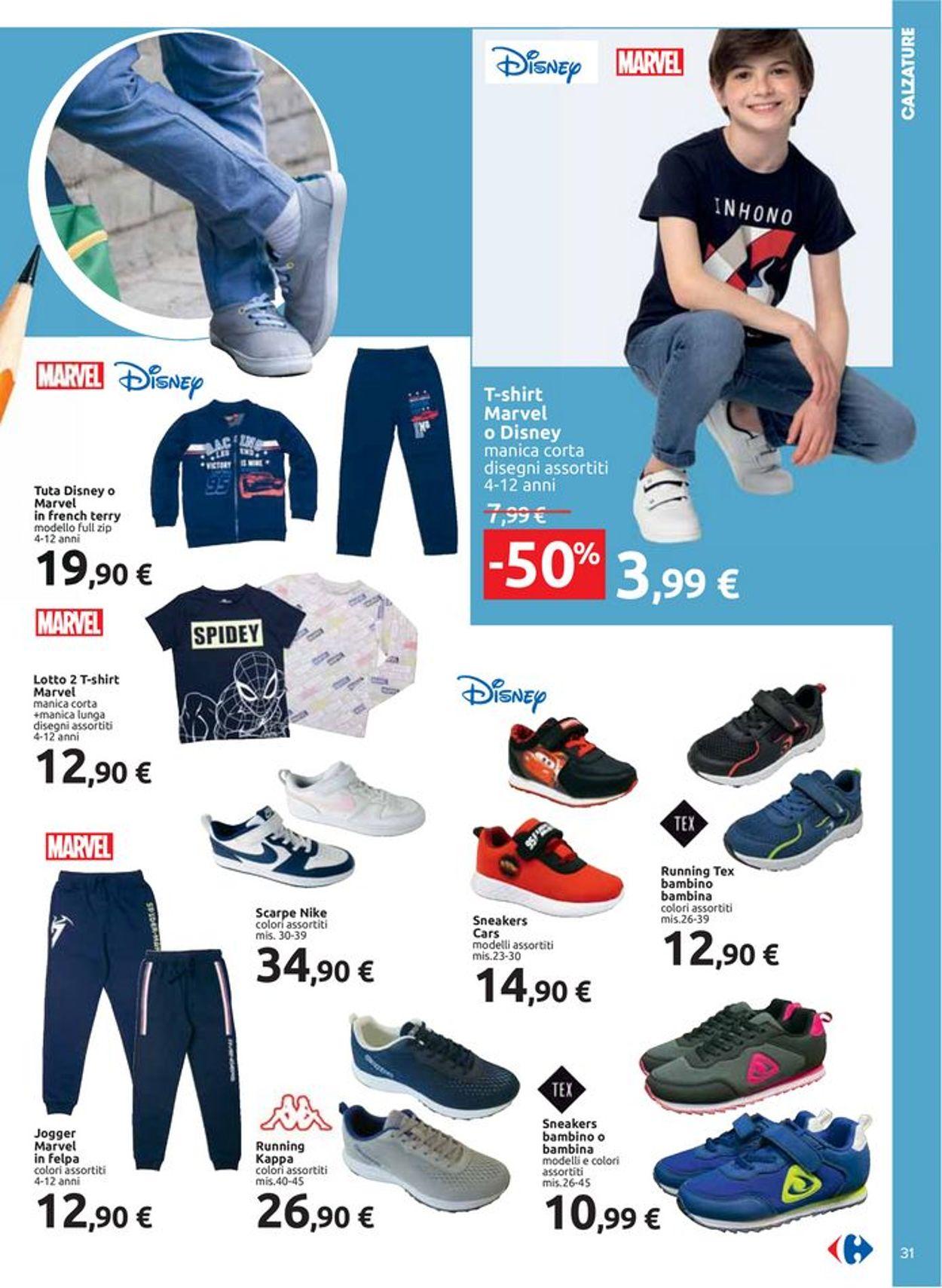 Volantino Carrefour - Offerte 29/07-29/08/2021 (Pagina 31)