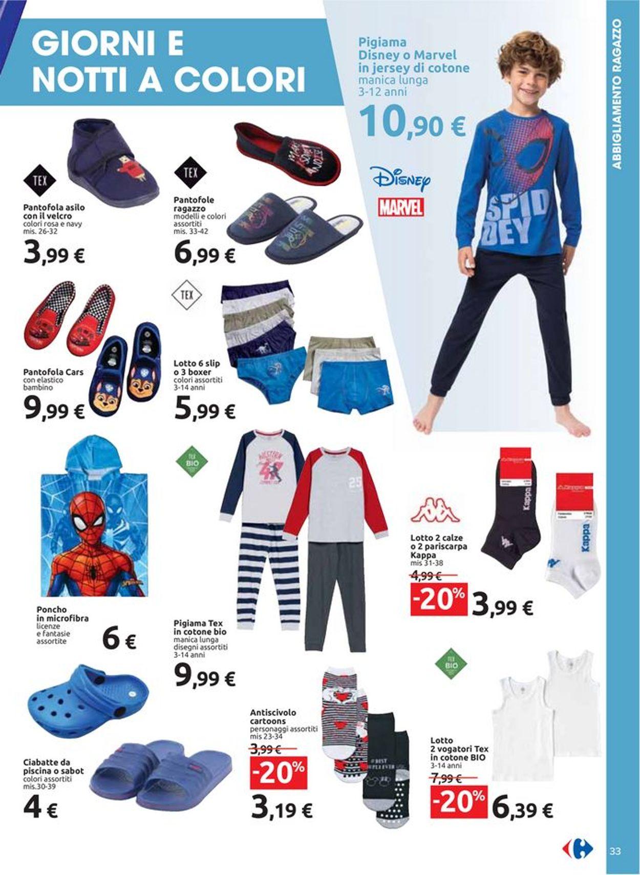 Volantino Carrefour - Offerte 29/07-29/08/2021 (Pagina 33)