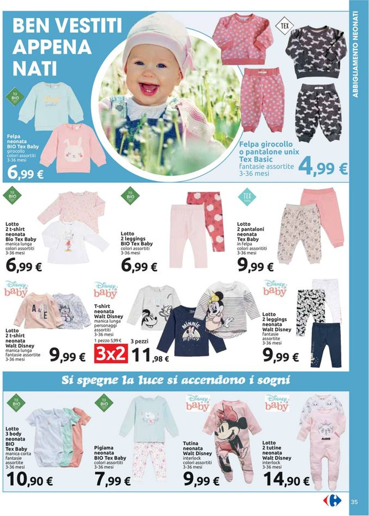 Volantino Carrefour - Offerte 29/07-29/08/2021 (Pagina 35)