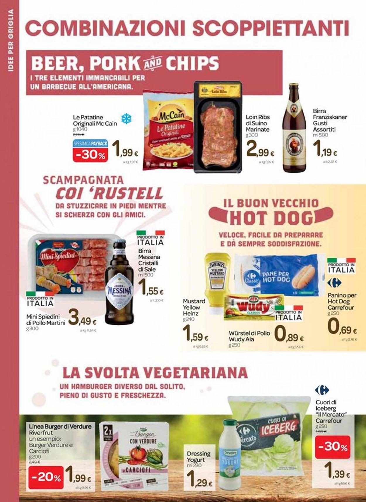 Volantino Carrefour - Offerte 29/07-10/08/2021 (Pagina 4)