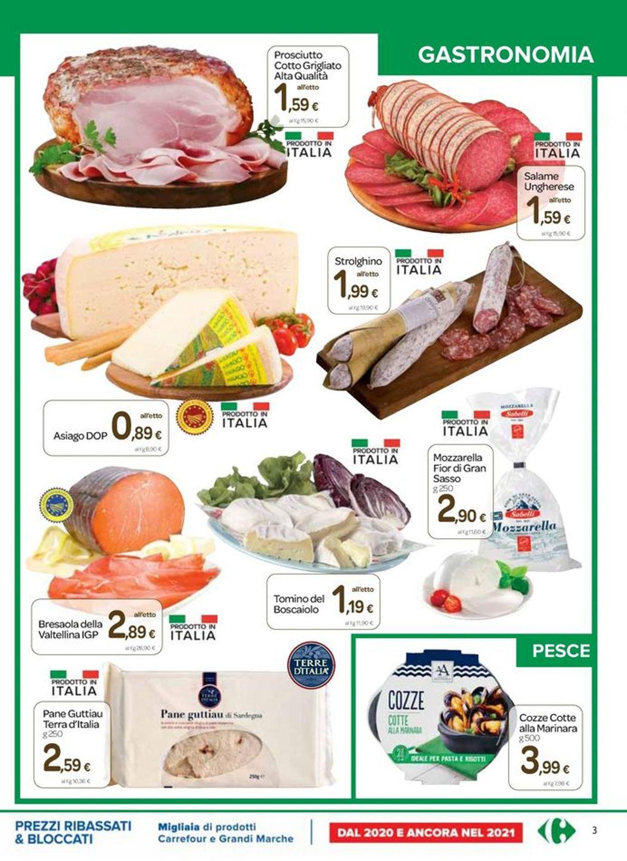 Volantino Carrefour - Offerte 29/07-10/08/2021 (Pagina 3)