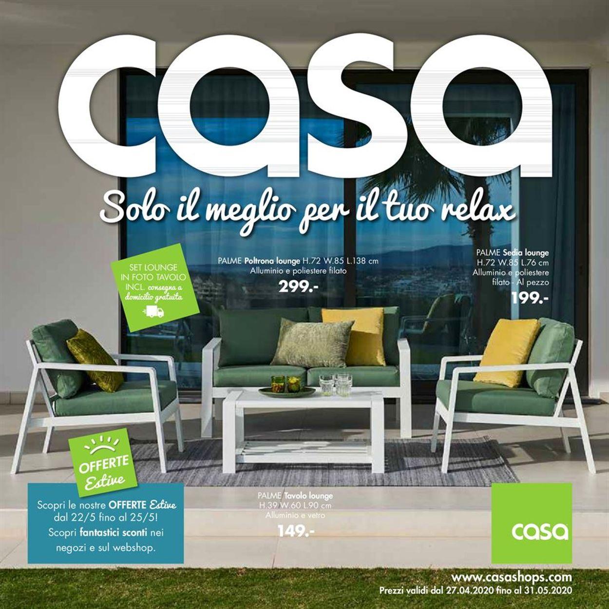 Volantino Casa - Offerte 27/04-31/05/2020