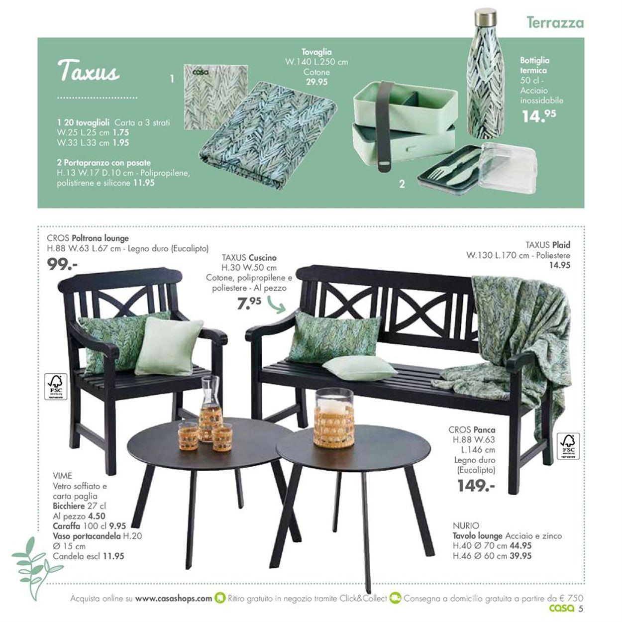 Volantino Casa - Offerte 15/03-02/05/2021 (Pagina 5)