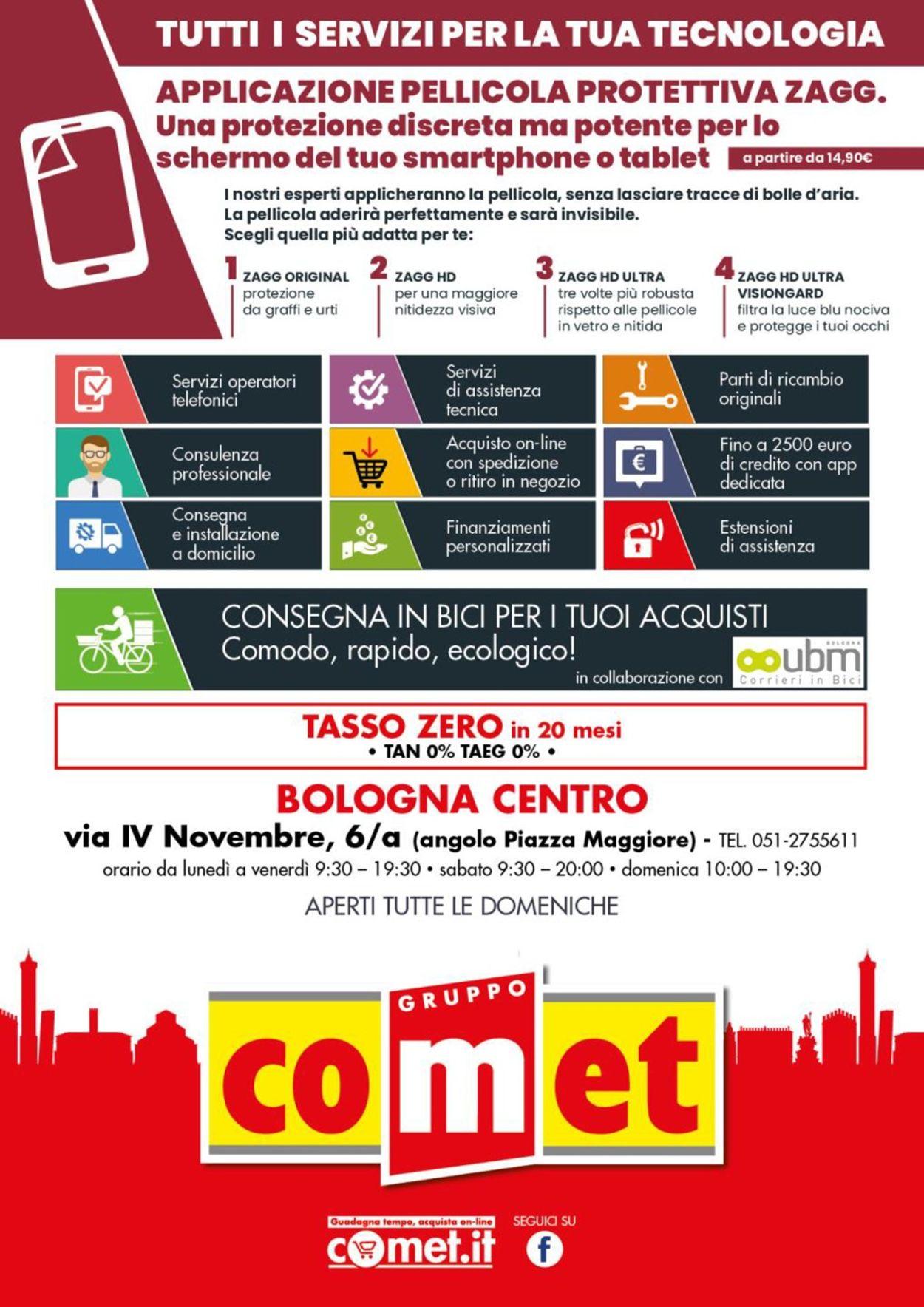 Volantino Comet - Offerte 16/01-05/02/2020 (Pagina 12)