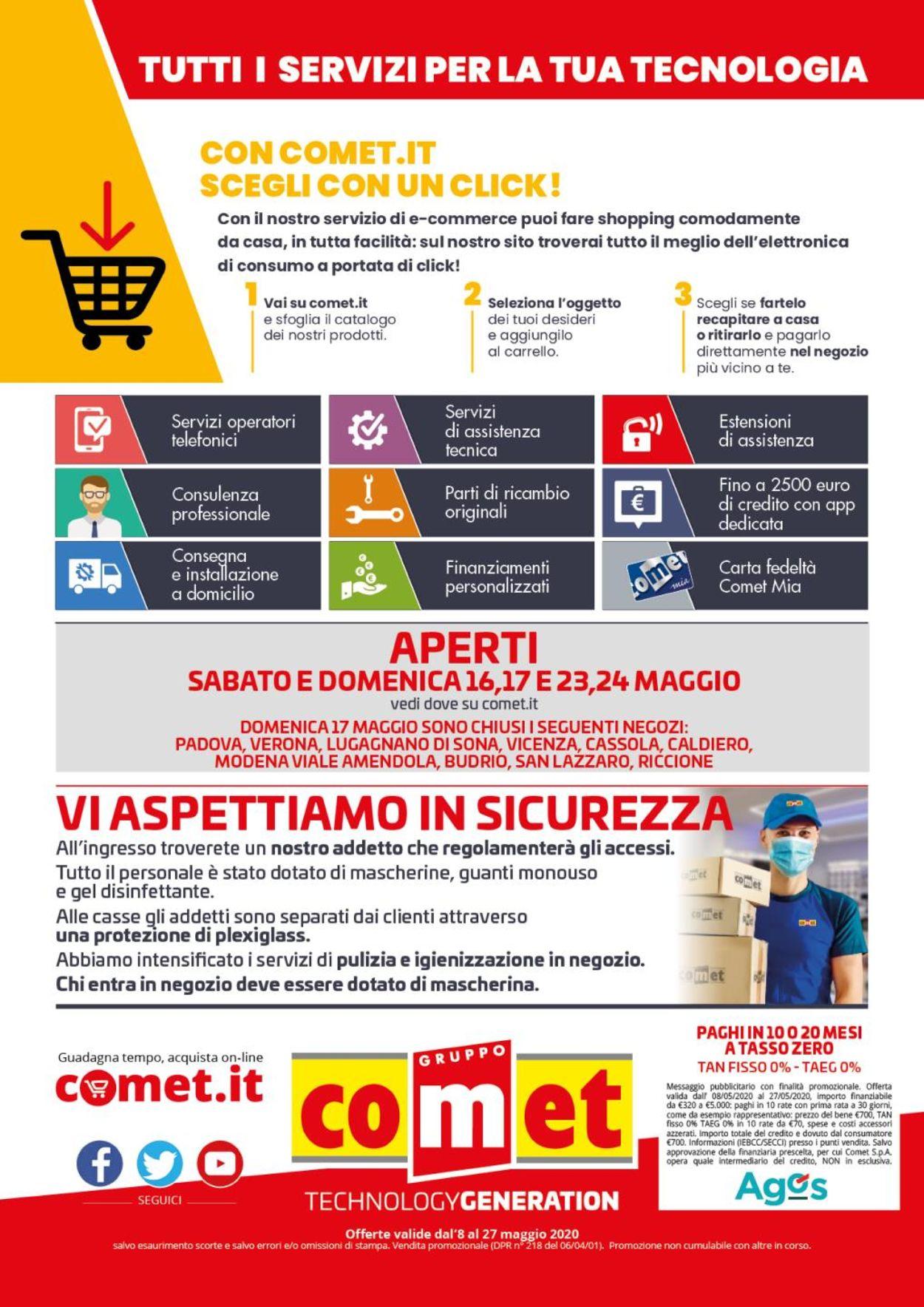 Volantino Comet - Offerte 08/05-27/05/2020 (Pagina 42)