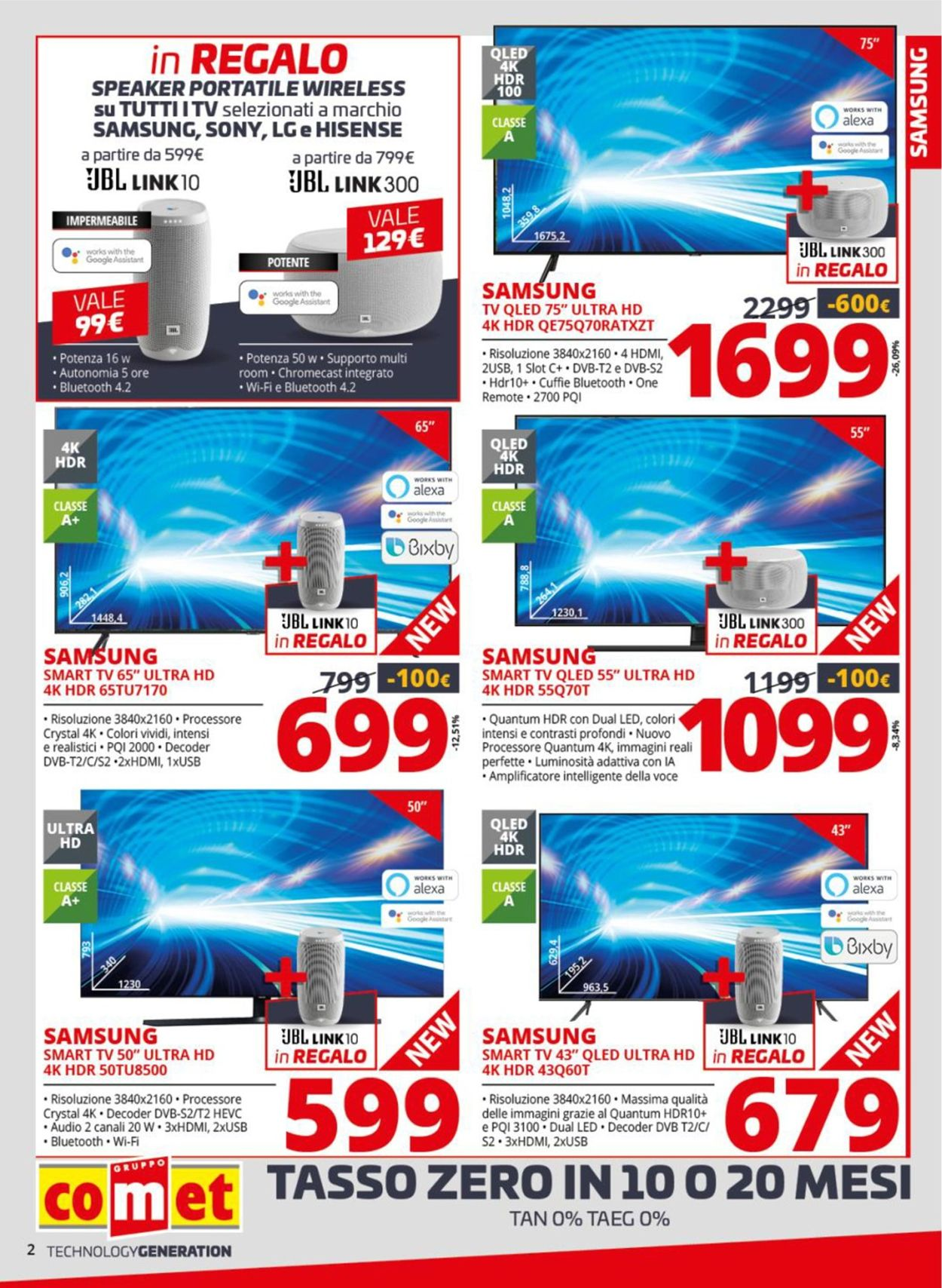 Volantino Comet - Offerte 04/07-23/07/2020 (Pagina 2)