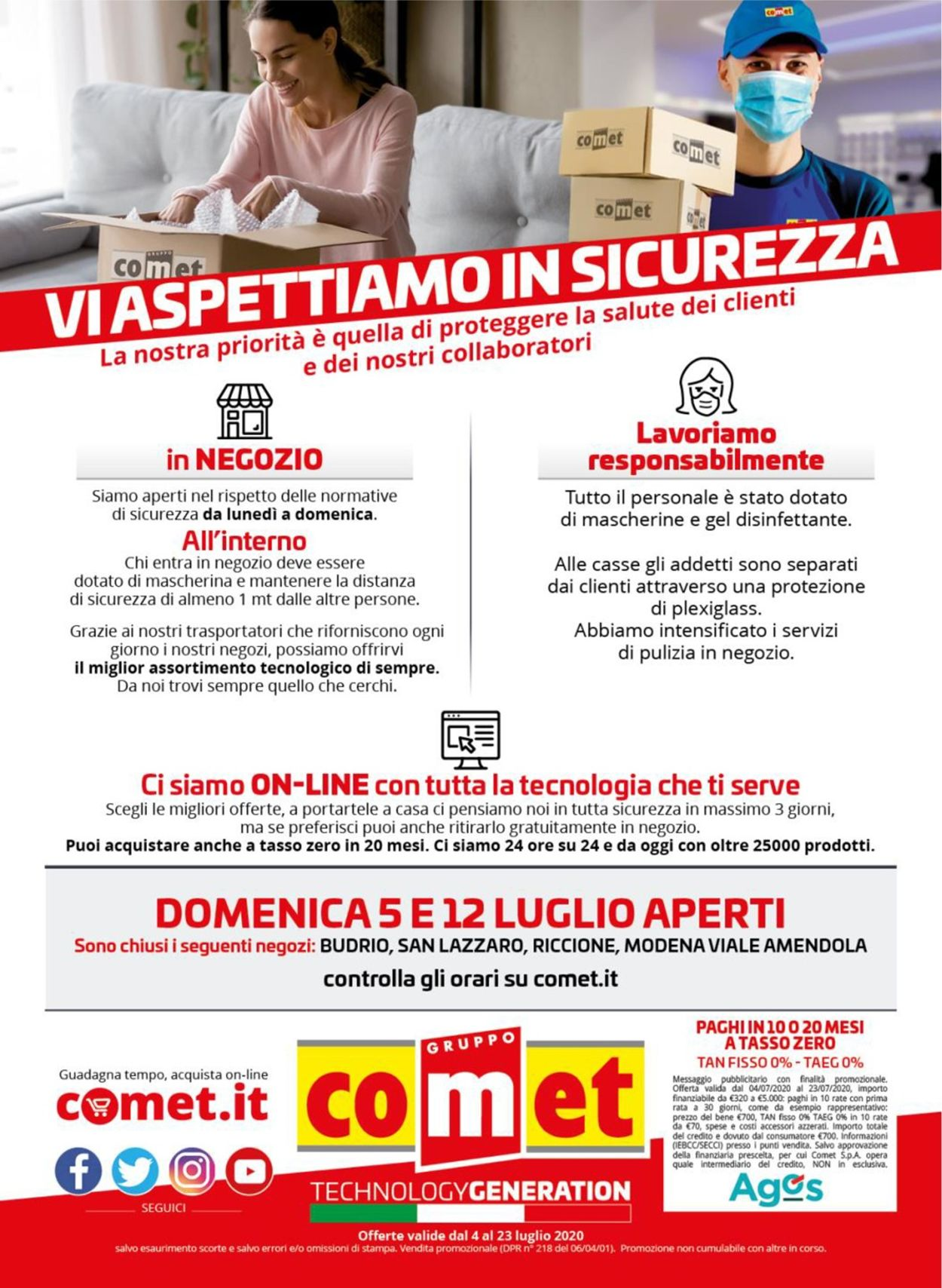 Volantino Comet - Offerte 04/07-23/07/2020 (Pagina 33)