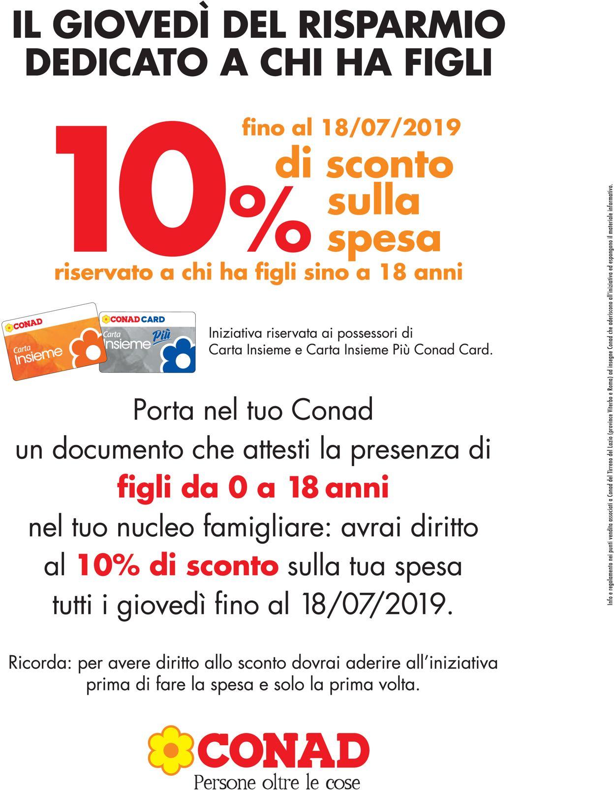 Volantino Conad - Offerte 15/05-26/05/2019 (Pagina 31)