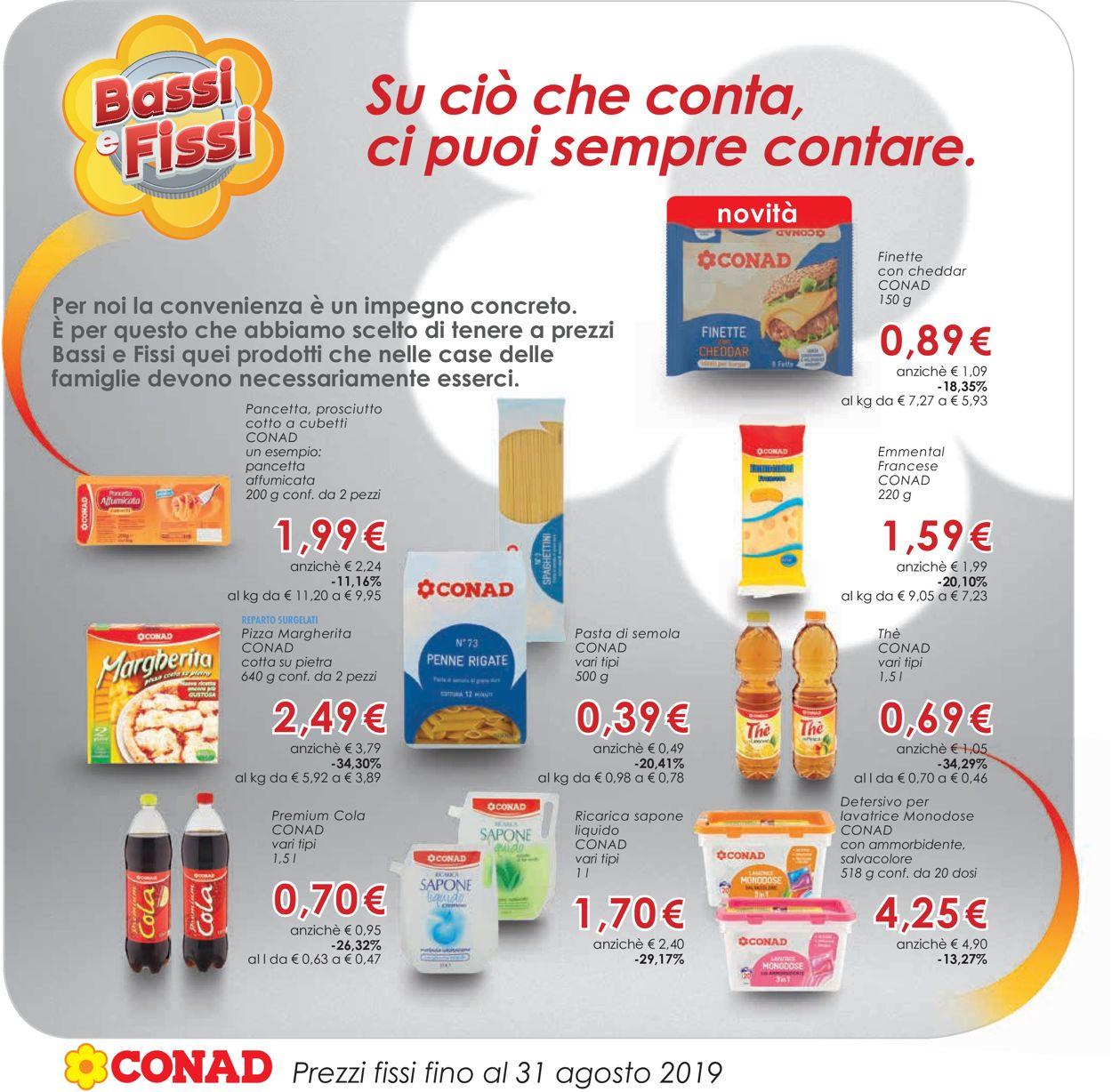 Volantino Conad - Offerte 29/05-09/06/2019 (Pagina 14)