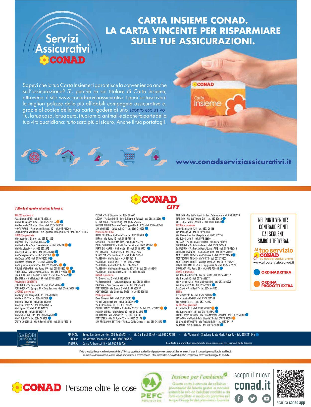 Volantino Conad - Offerte 13/06-26/06/2019 (Pagina 24)