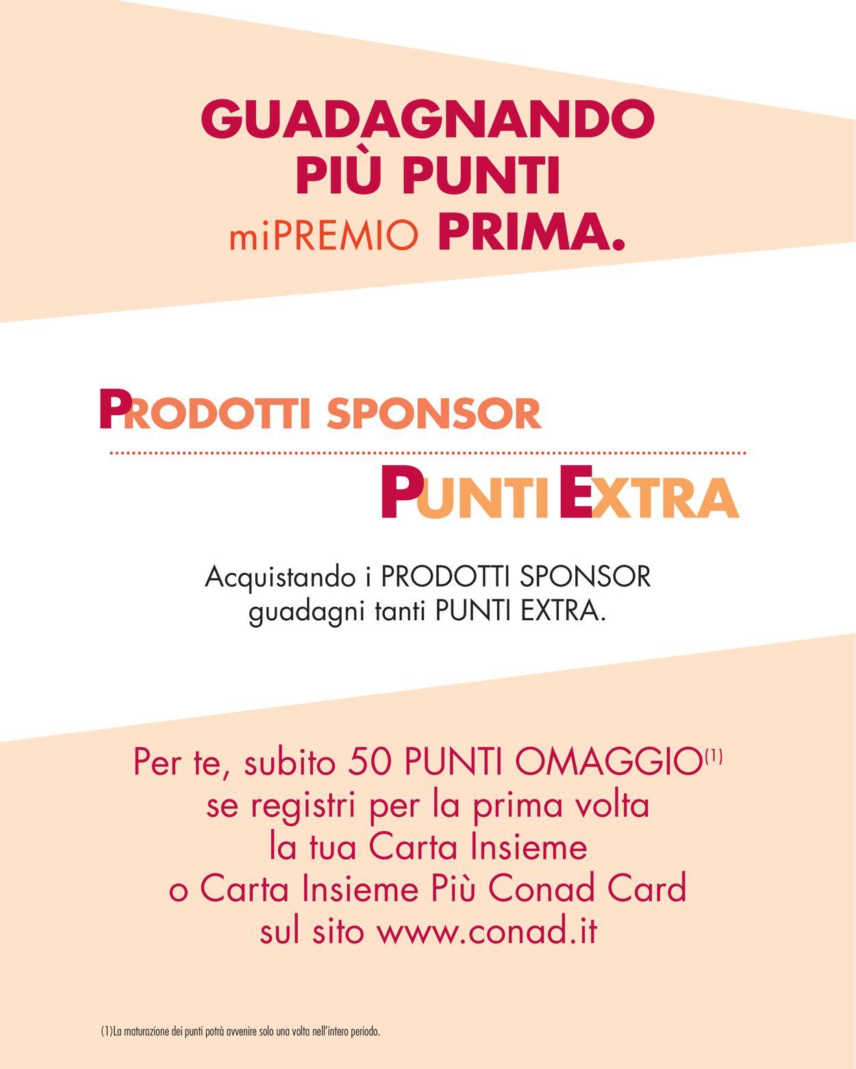 Volantino Conad - Offerte 10/07-06/08/2019 (Pagina 2)