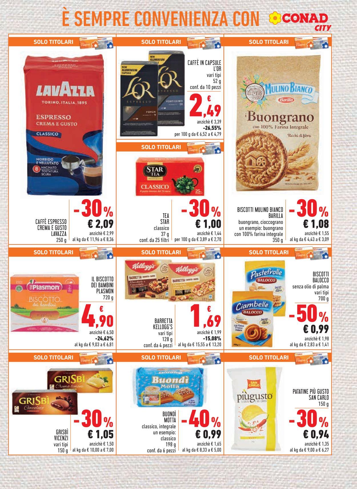 Volantino Conad - Offerte 22/08-04/09/2019 (Pagina 13)