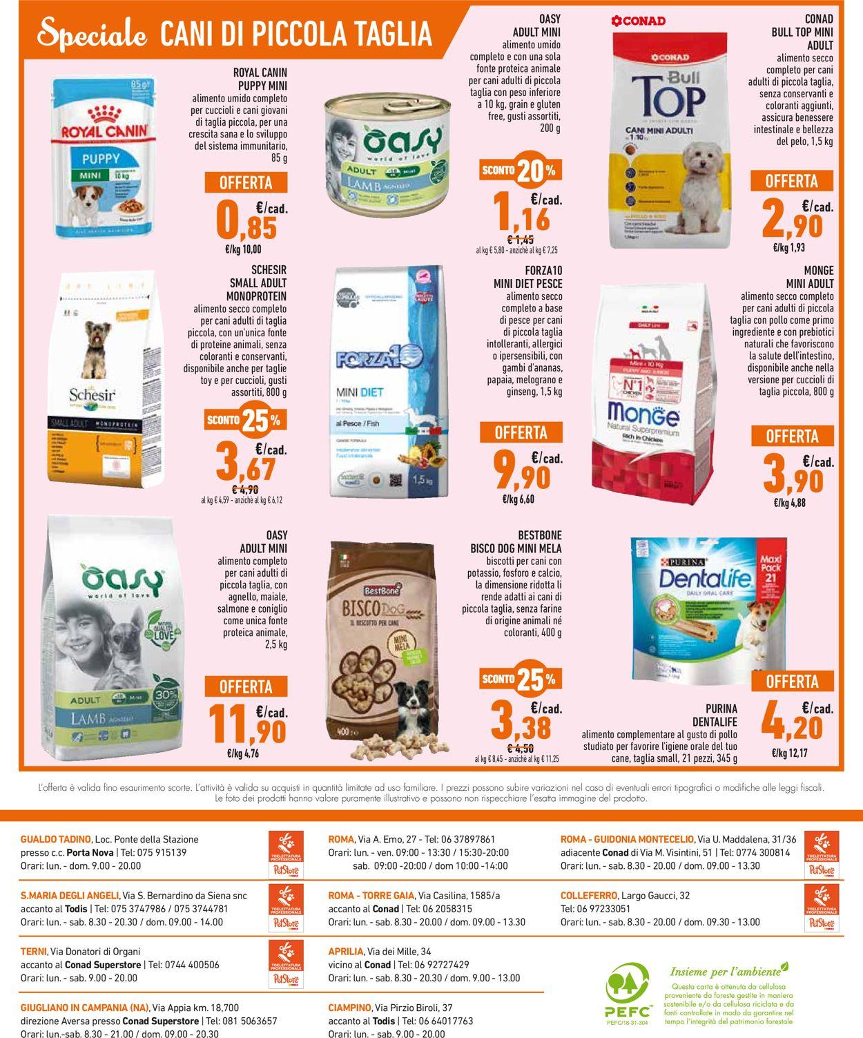 Volantino Conad - Offerte 21/08-17/09/2019 (Pagina 8)