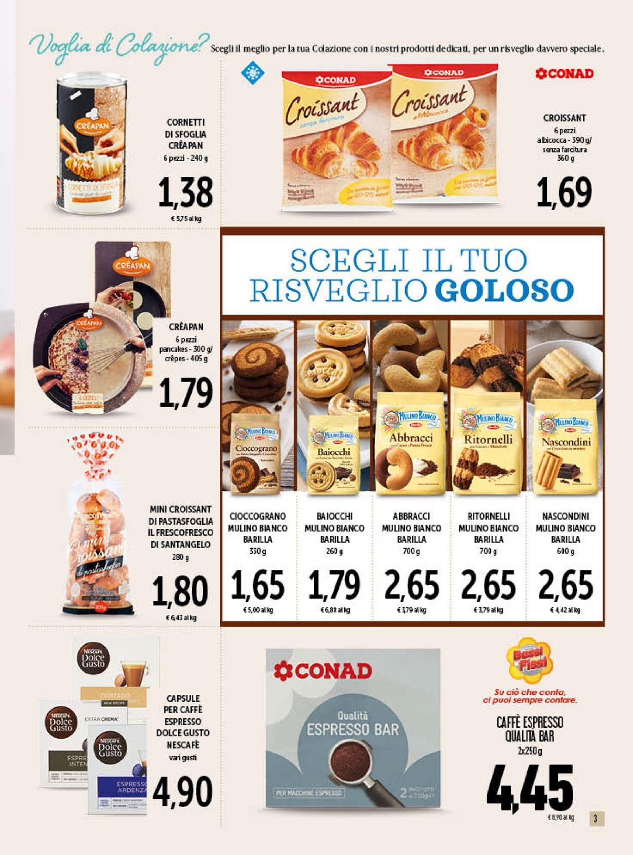 Volantino Conad - Offerte 04/09-15/09/2019 (Pagina 3)