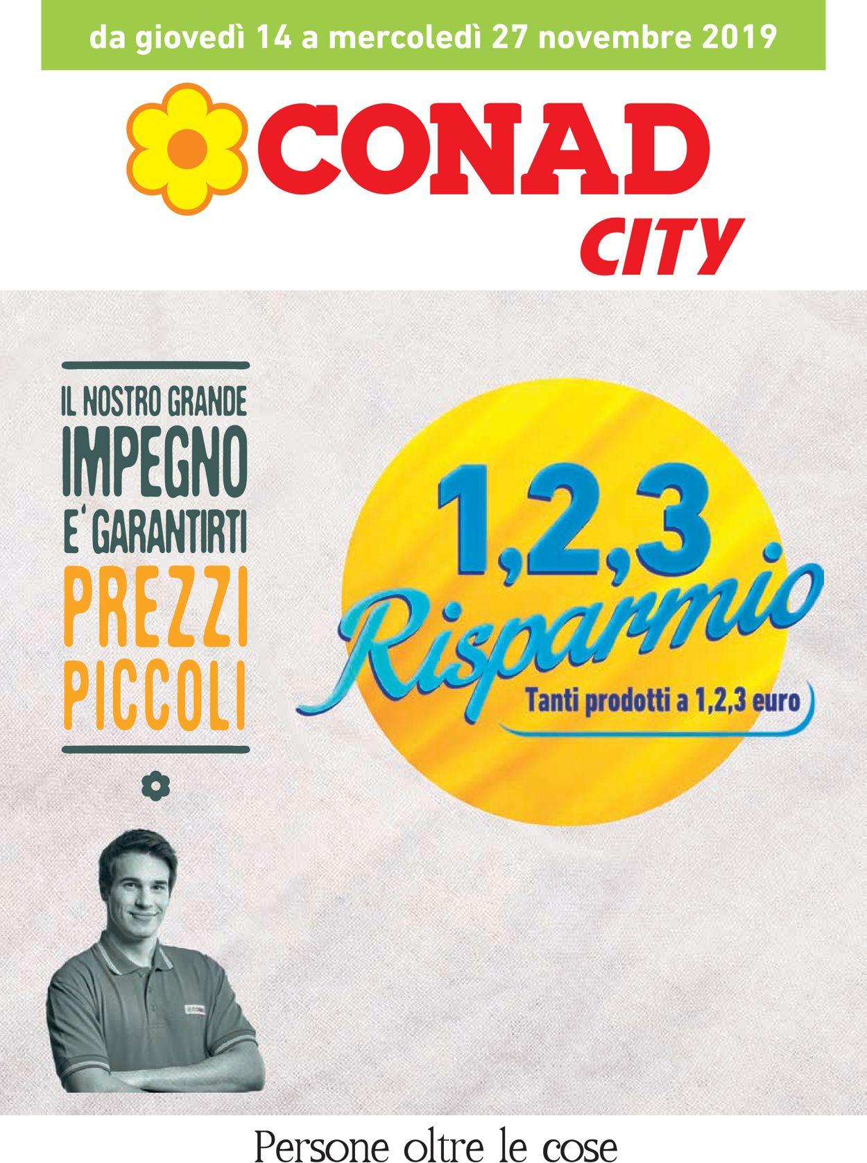 Volantino Conad - Offerte 14/11-27/11/2019