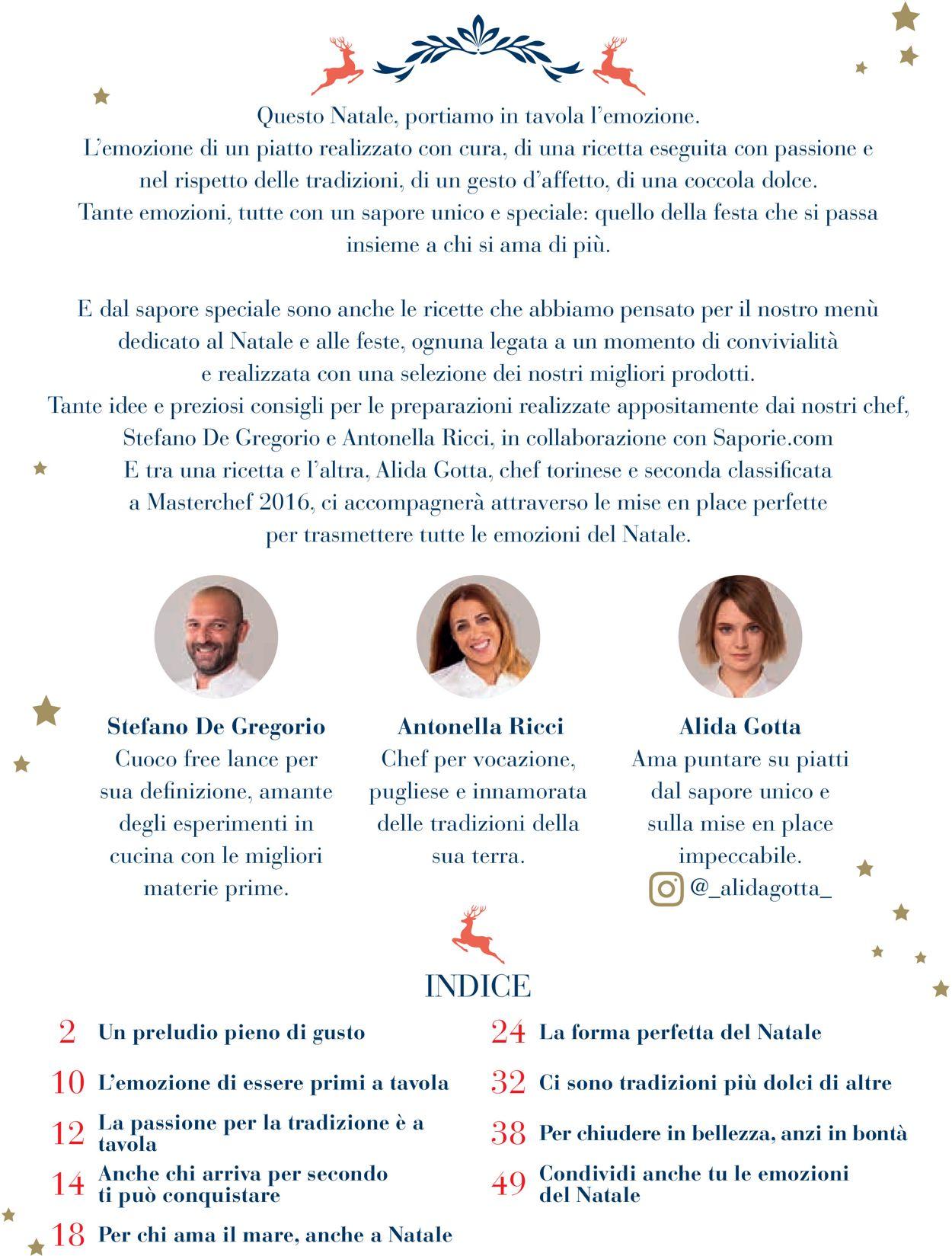 Volantino Il volantino natalizio di Conad - Offerte 27/11-31/12/2019 (Pagina 3)