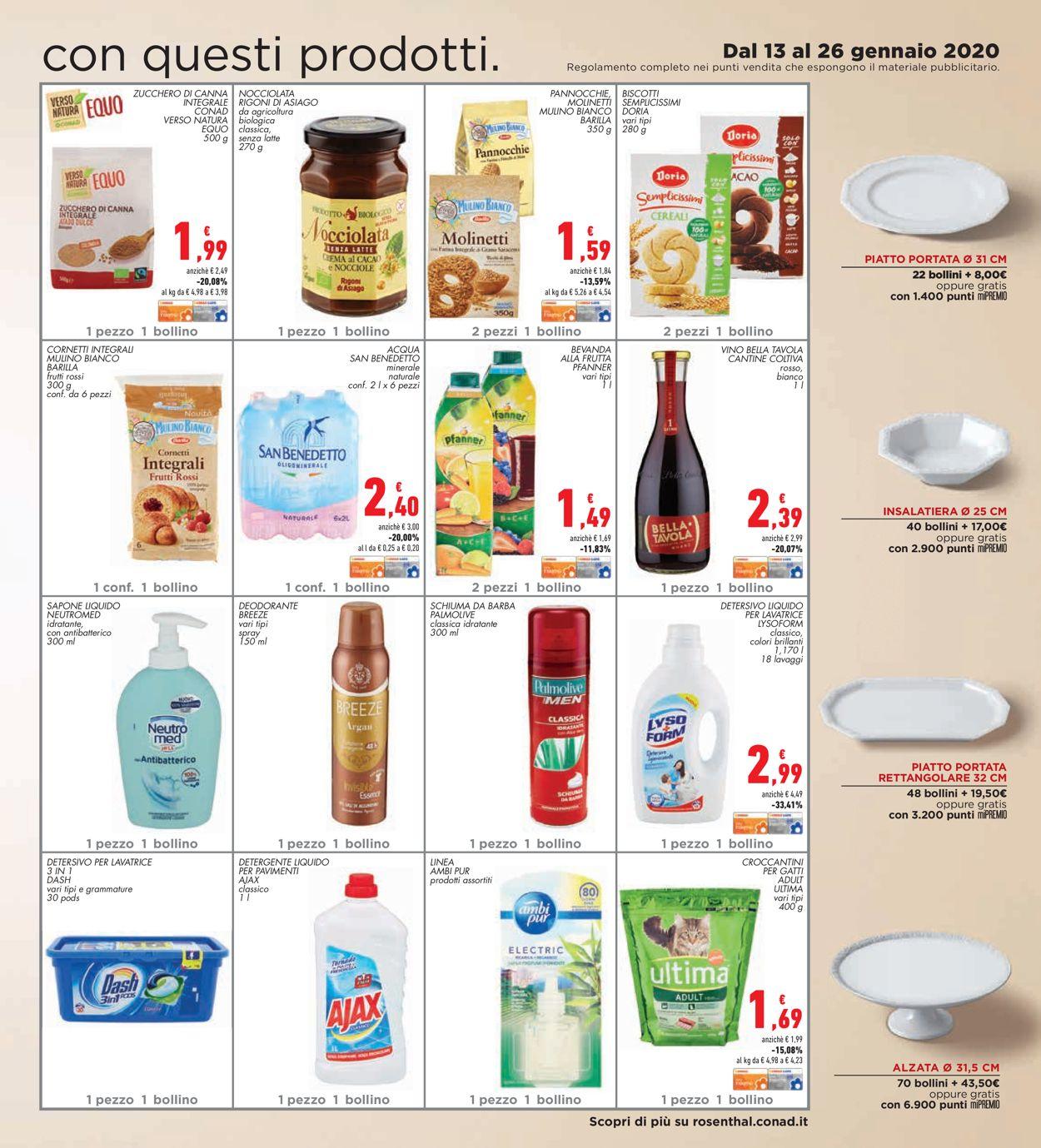 Volantino Conad - Offerte 08/01-19/01/2020 (Pagina 31)