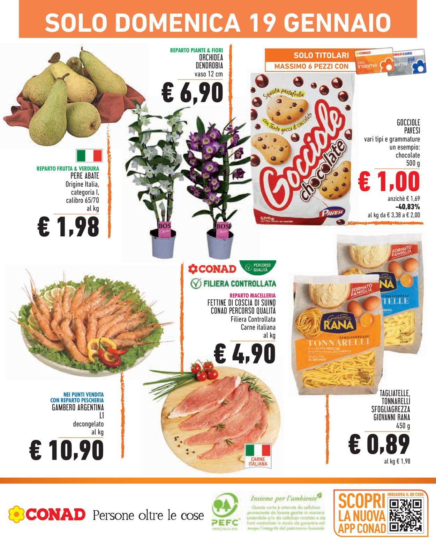 Volantino Conad - Offerte 15/01-21/01/2020 (Pagina 12)