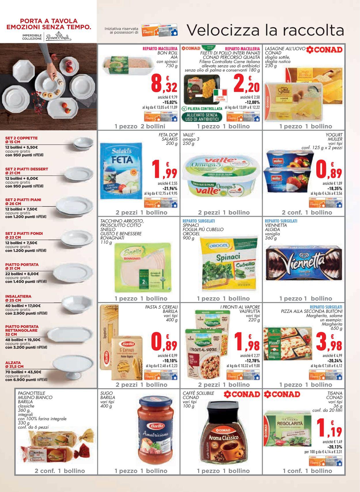 Volantino Conad - Offerte 23/01-05/02/2020 (Pagina 22)