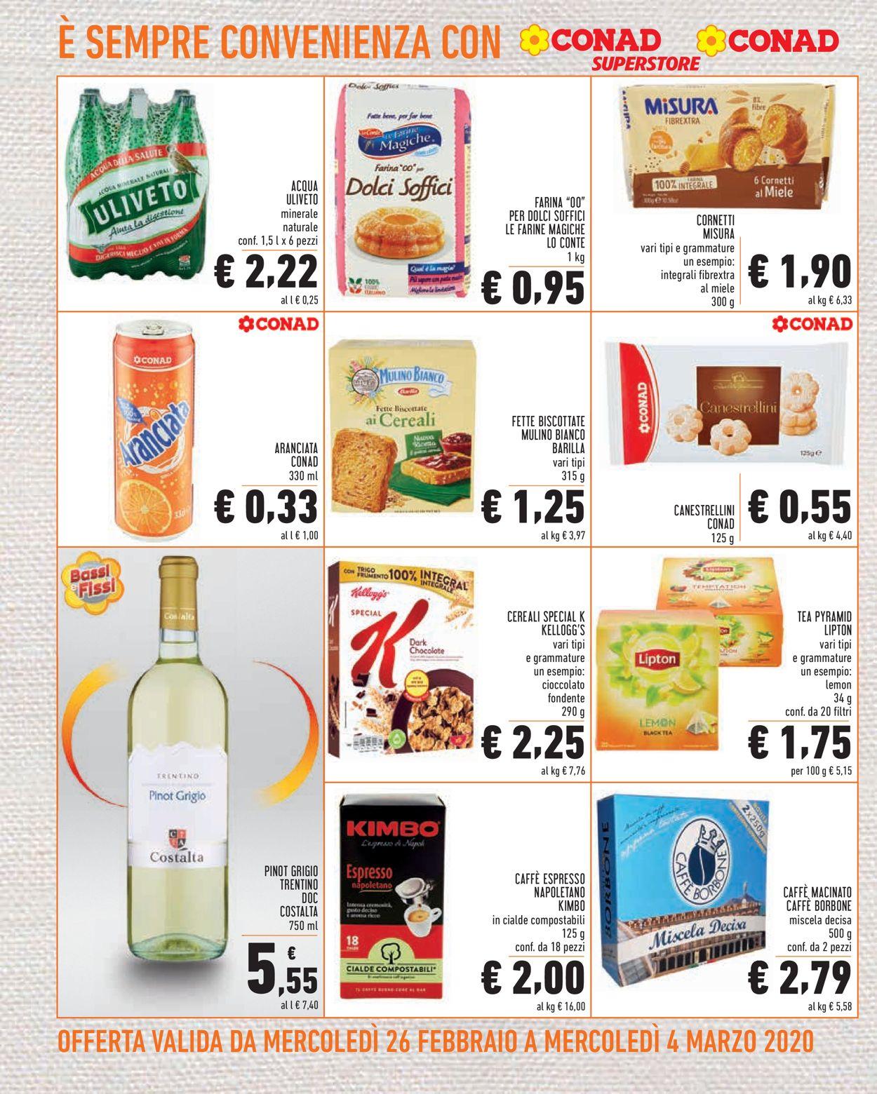 Volantino Conad - Offerte 26/02-04/03/2020 (Pagina 6)