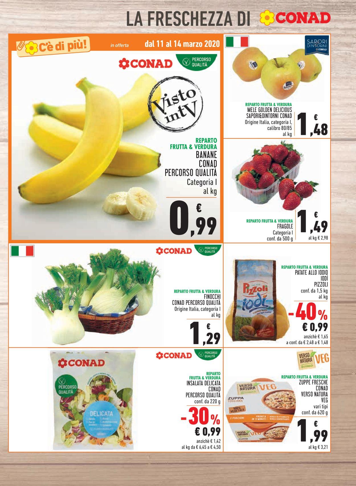 Volantino Conad - Offerte 05/03-18/03/2020 (Pagina 3)