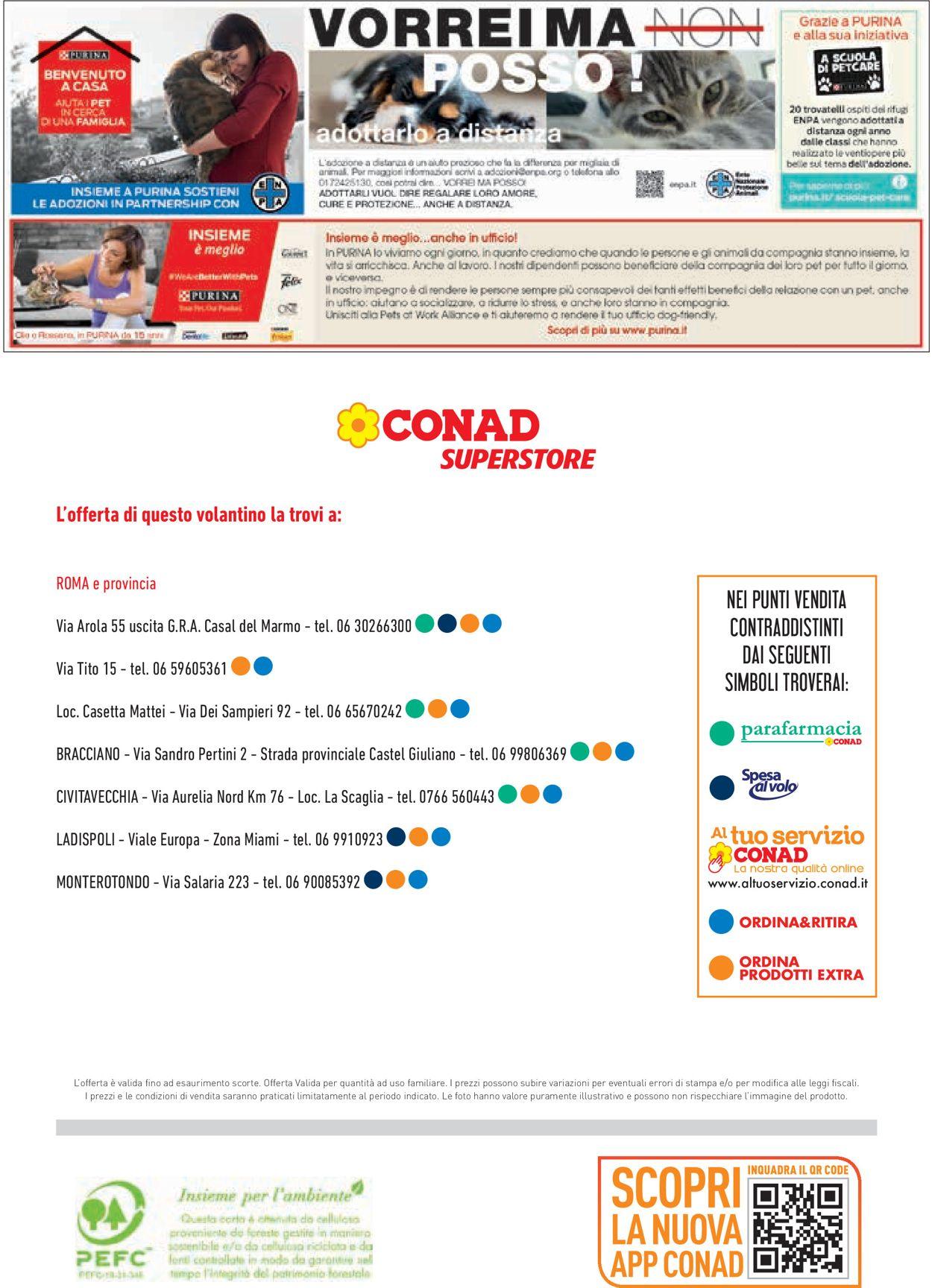 Volantino Conad - Offerte 05/03-17/03/2020 (Pagina 16)
