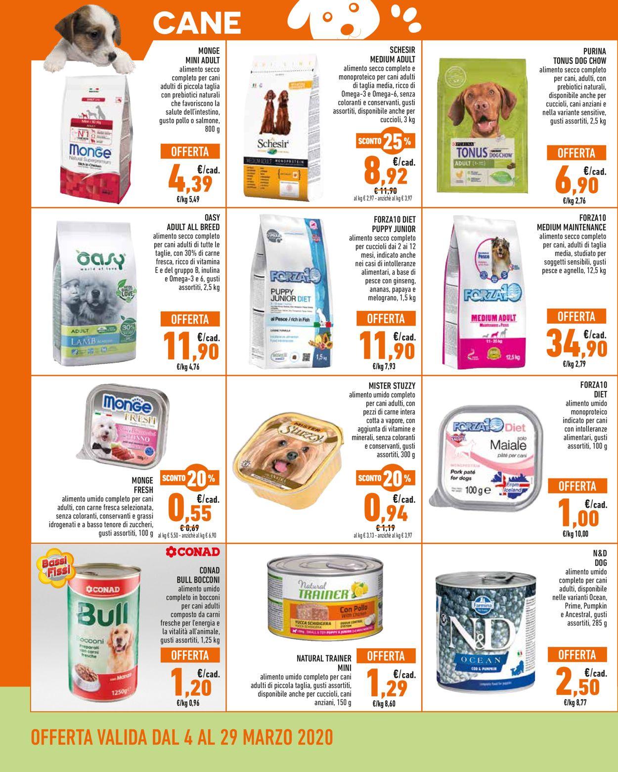Volantino Conad - Offerte 04/03-29/03/2020 (Pagina 2)