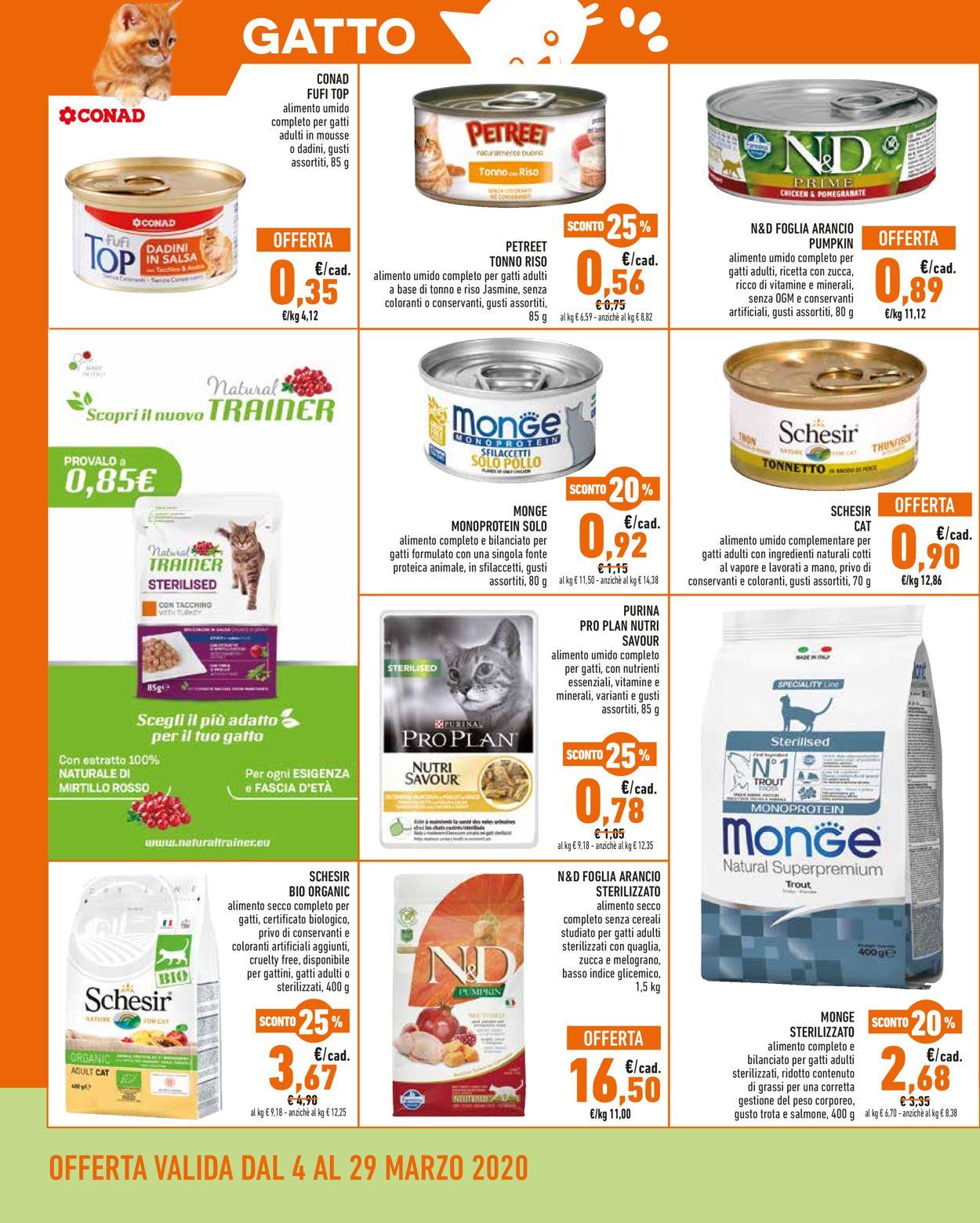 Volantino Conad - Offerte 04/03-29/03/2020 (Pagina 4)