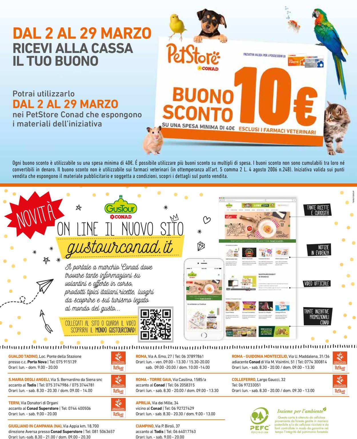 Volantino Conad - Offerte 04/03-29/03/2020 (Pagina 8)