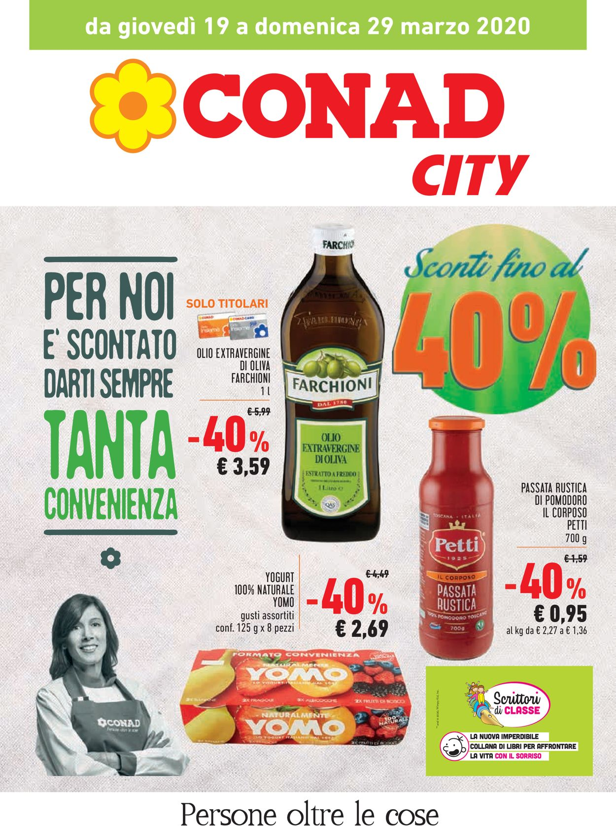 Volantino Conad - Offerte 19/03-29/03/2020