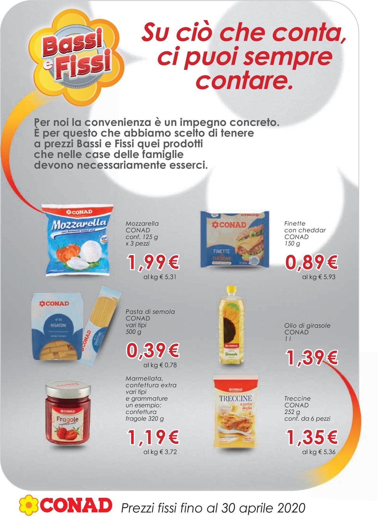 Volantino Conad - Offerte 18/03-29/03/2020 (Pagina 15)