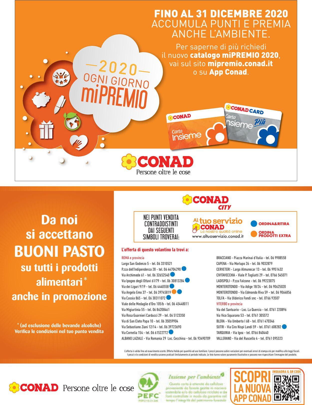 Volantino Conad - Offerte 18/03-29/03/2020 (Pagina 20)