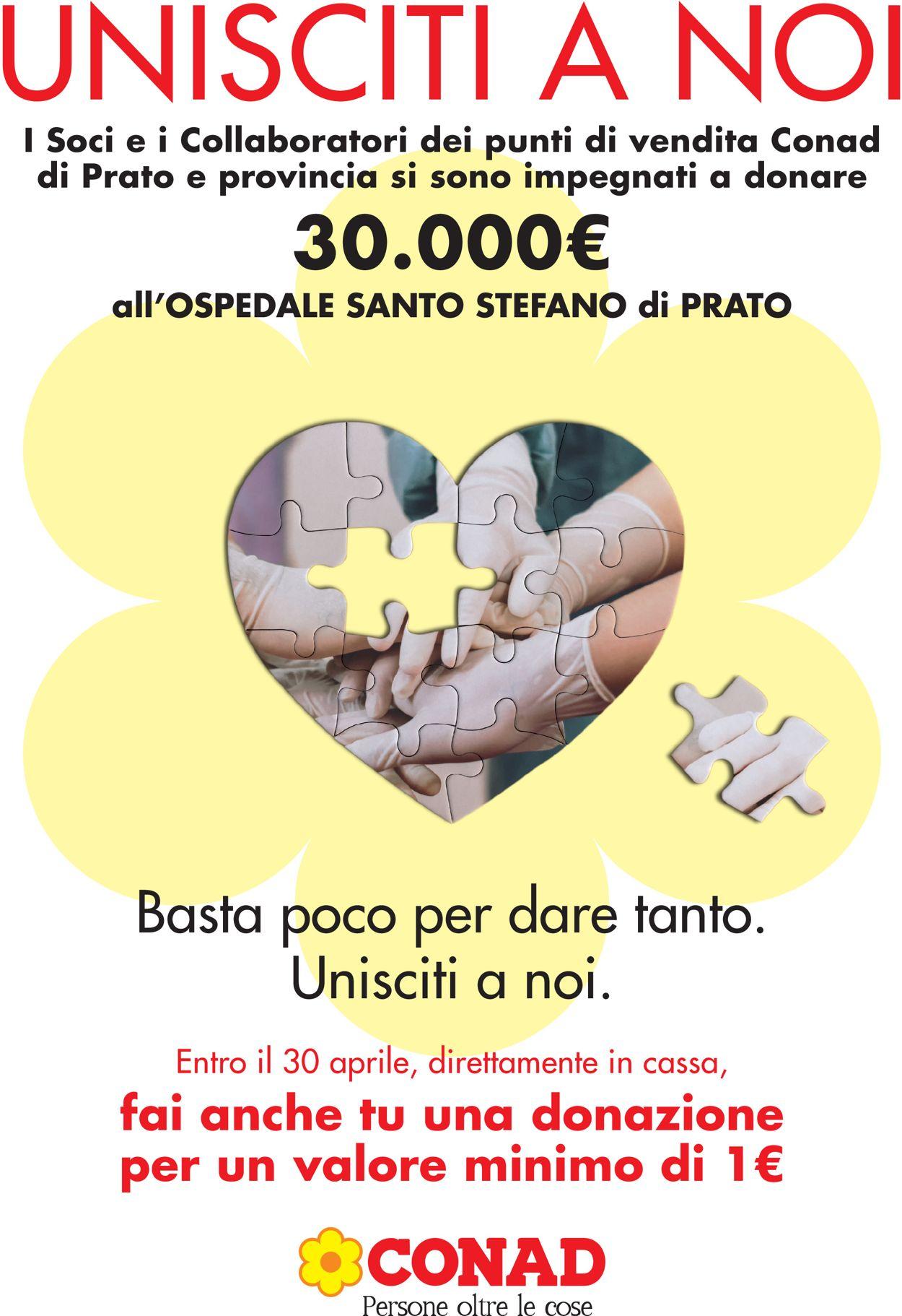 Volantino Conad - Offerte 06/04-30/04/2020