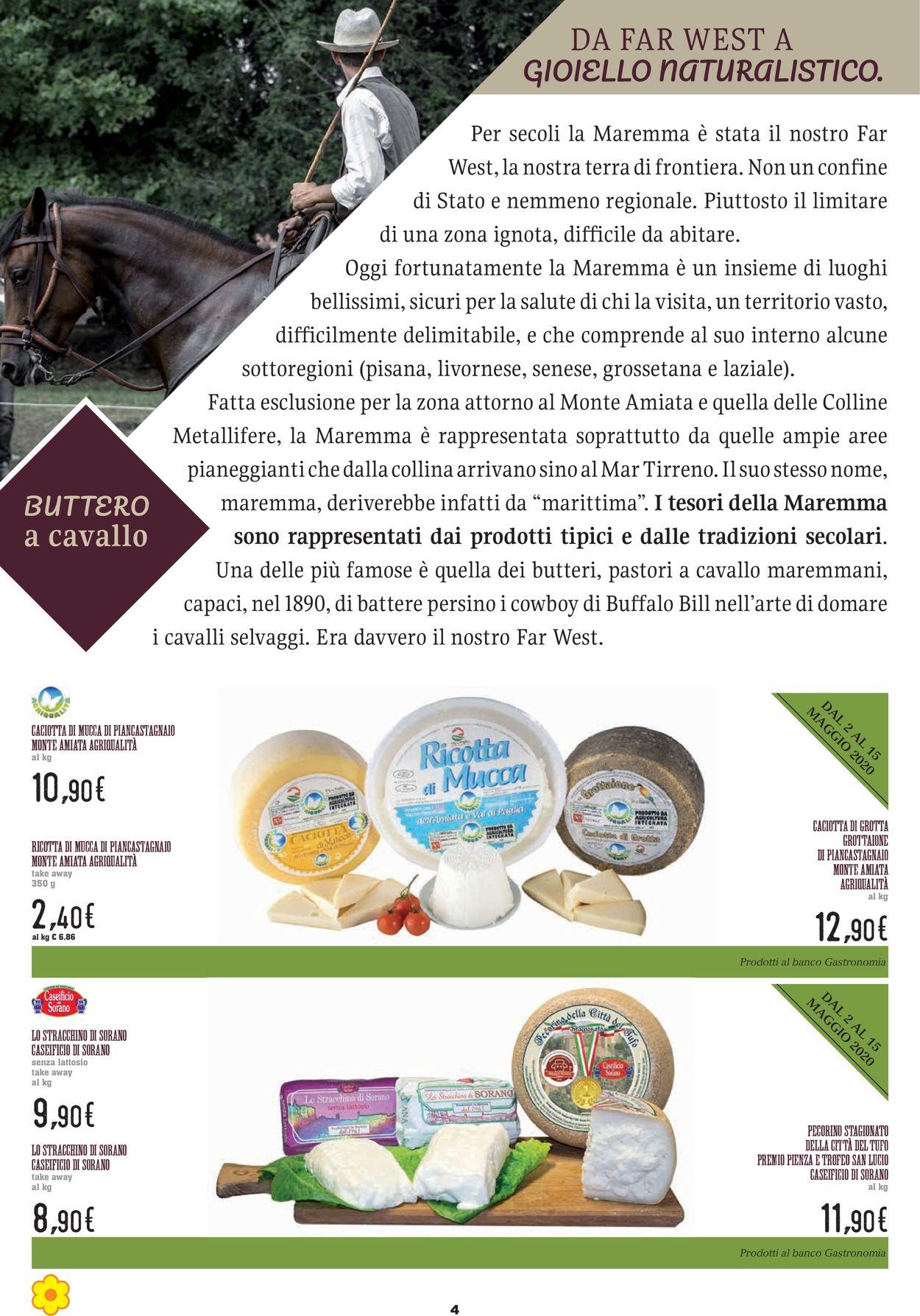 Volantino Conad - Offerte 02/05-31/05/2020 (Pagina 4)