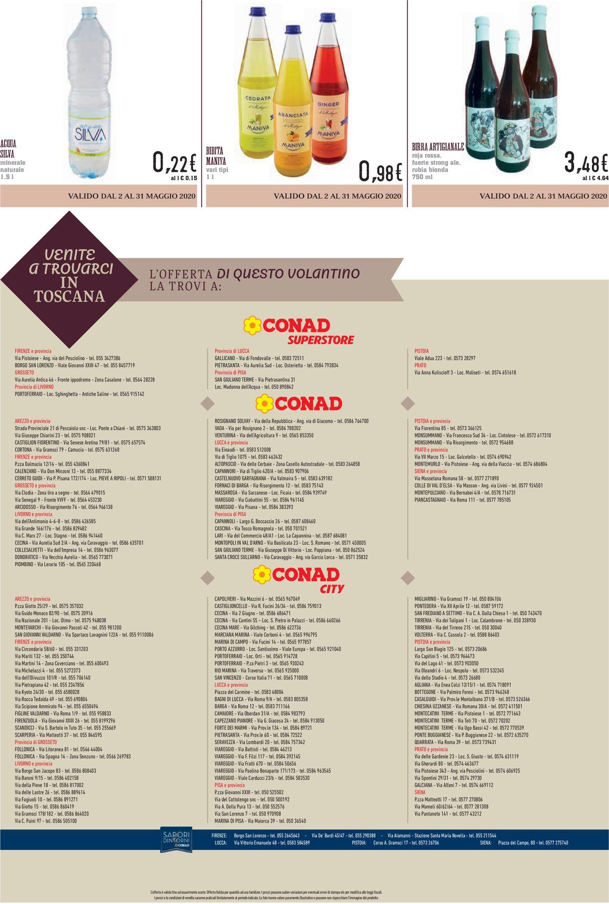 Volantino Conad - Offerte 02/05-31/05/2020 (Pagina 26)