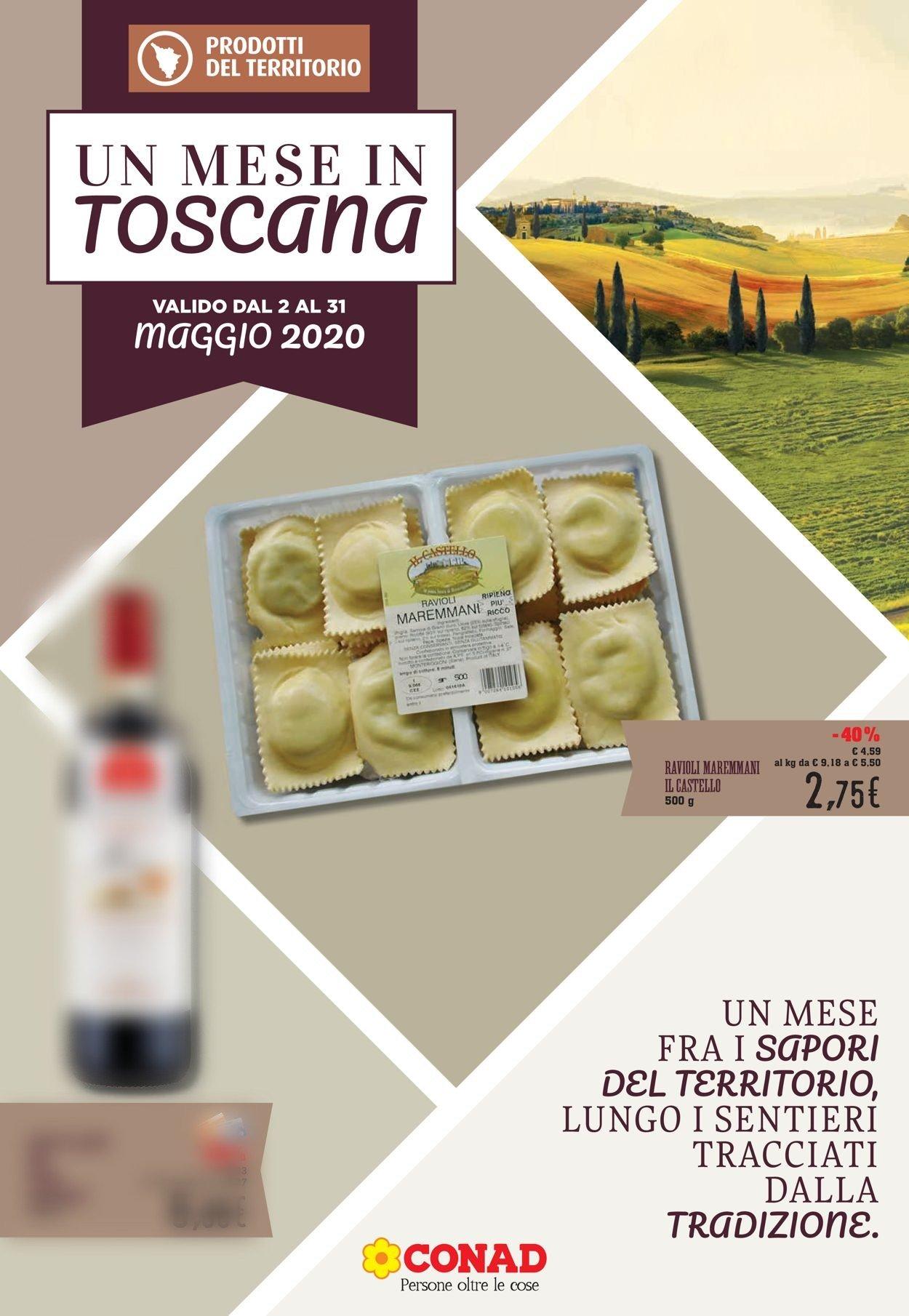 Volantino Conad - Offerte 02/05-31/05/2020