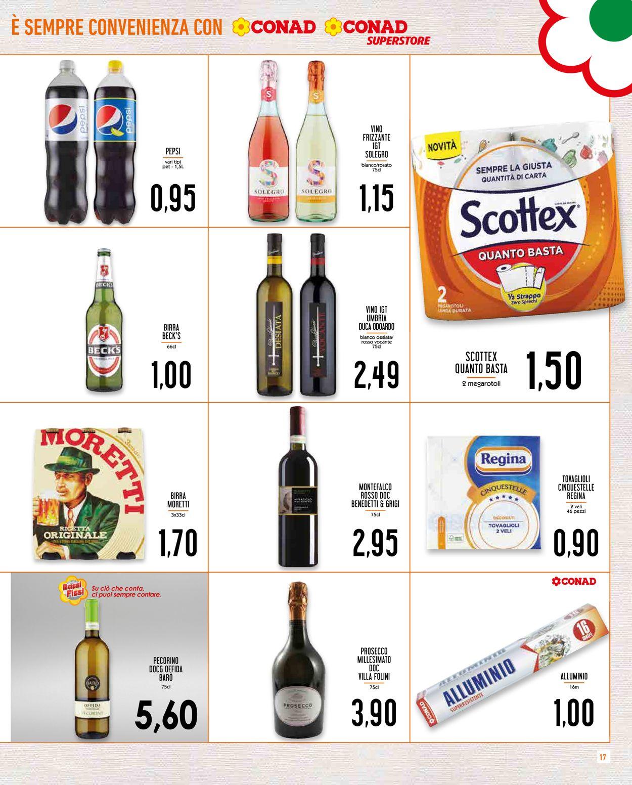Volantino Conad - Offerte 29/04-10/05/2020 (Pagina 17)