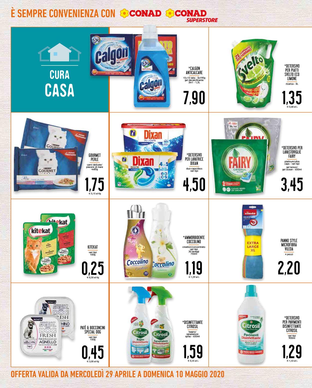 Volantino Conad - Offerte 29/04-10/05/2020 (Pagina 18)