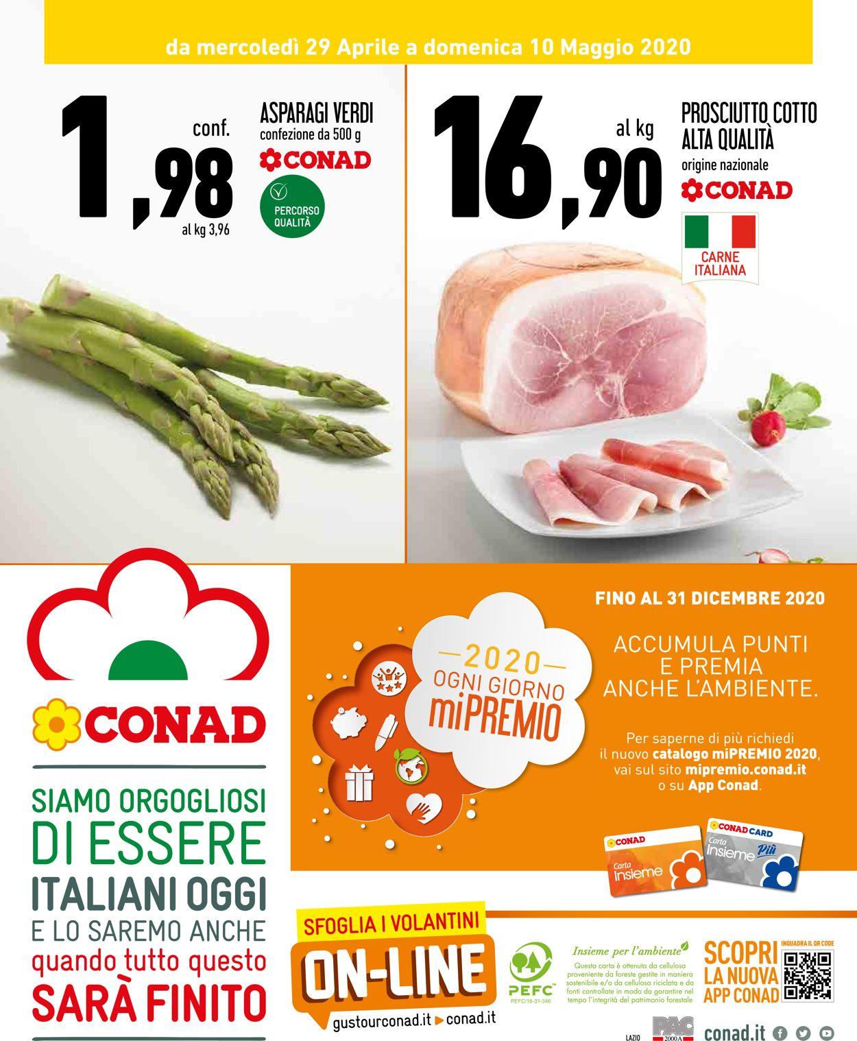 Volantino Conad - Offerte 29/04-10/05/2020 (Pagina 24)