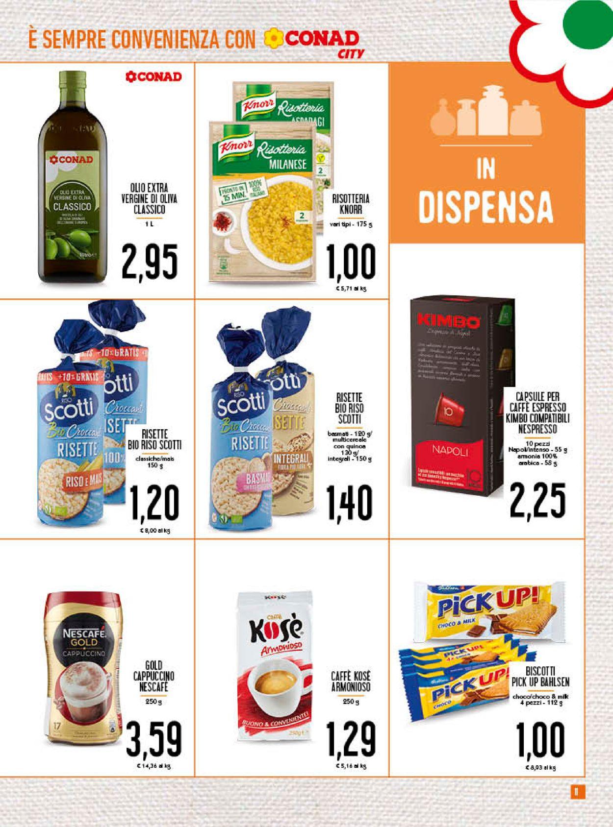 Volantino Conad - Offerte 29/04-10/05/2020 (Pagina 11)