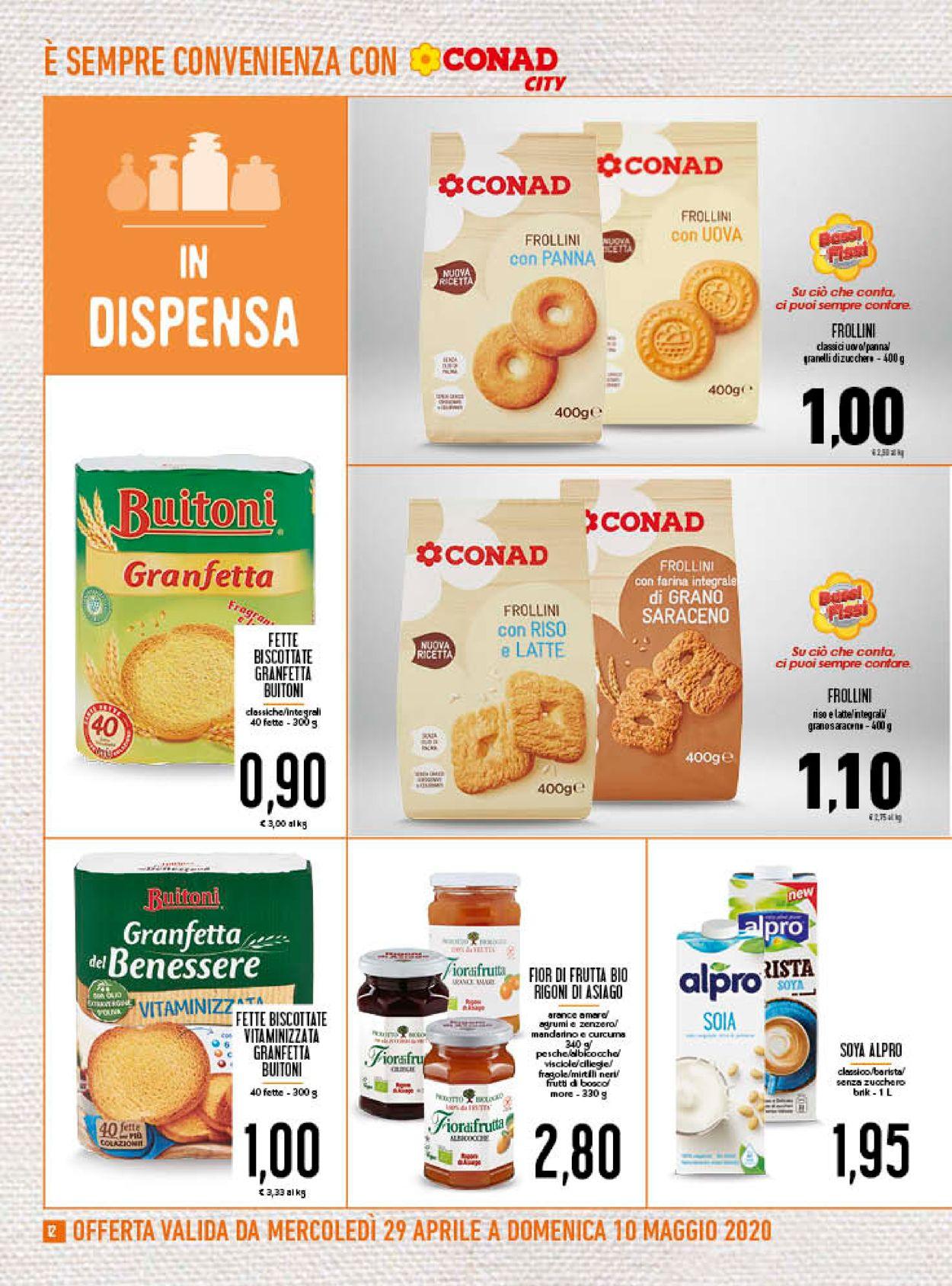 Volantino Conad - Offerte 29/04-10/05/2020 (Pagina 12)