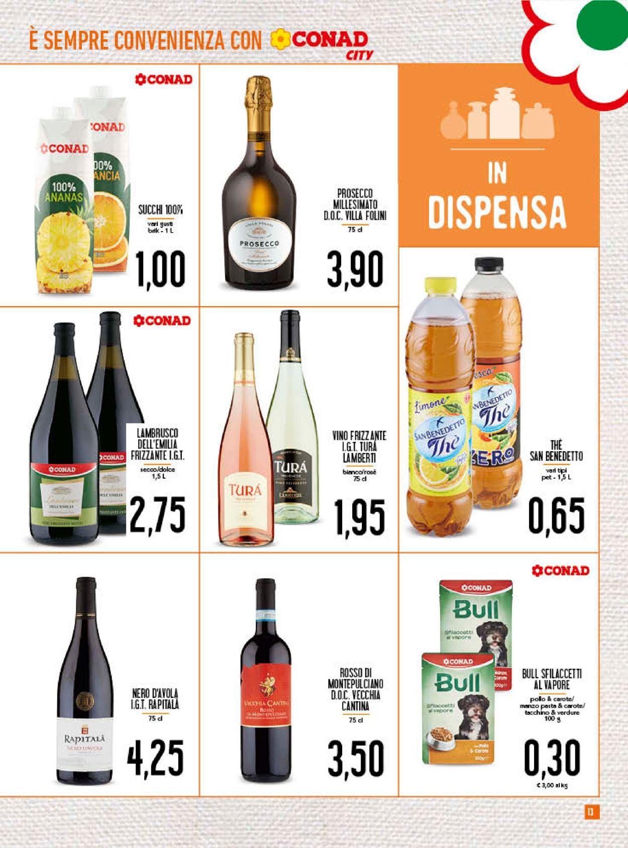 Volantino Conad - Offerte 29/04-10/05/2020 (Pagina 13)