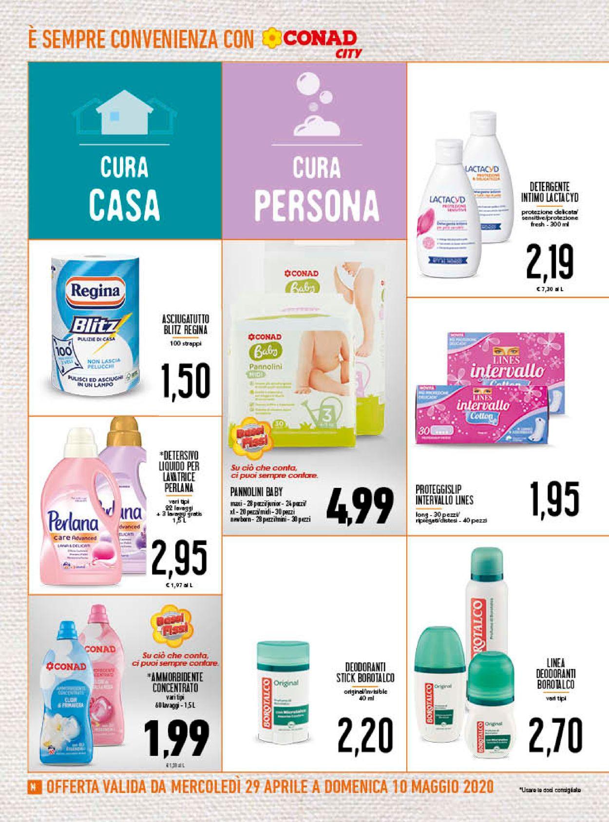 Volantino Conad - Offerte 29/04-10/05/2020 (Pagina 14)
