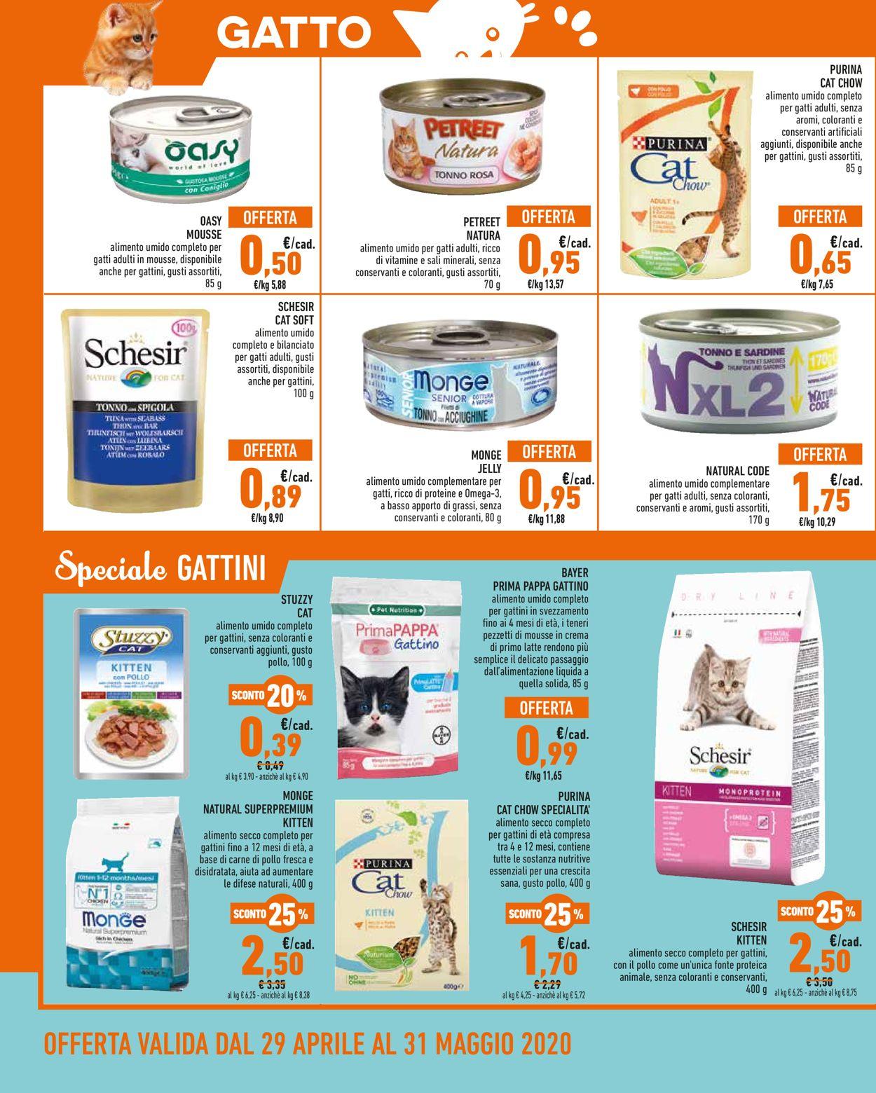 Volantino Conad - Offerte 29/04-31/05/2020 (Pagina 4)